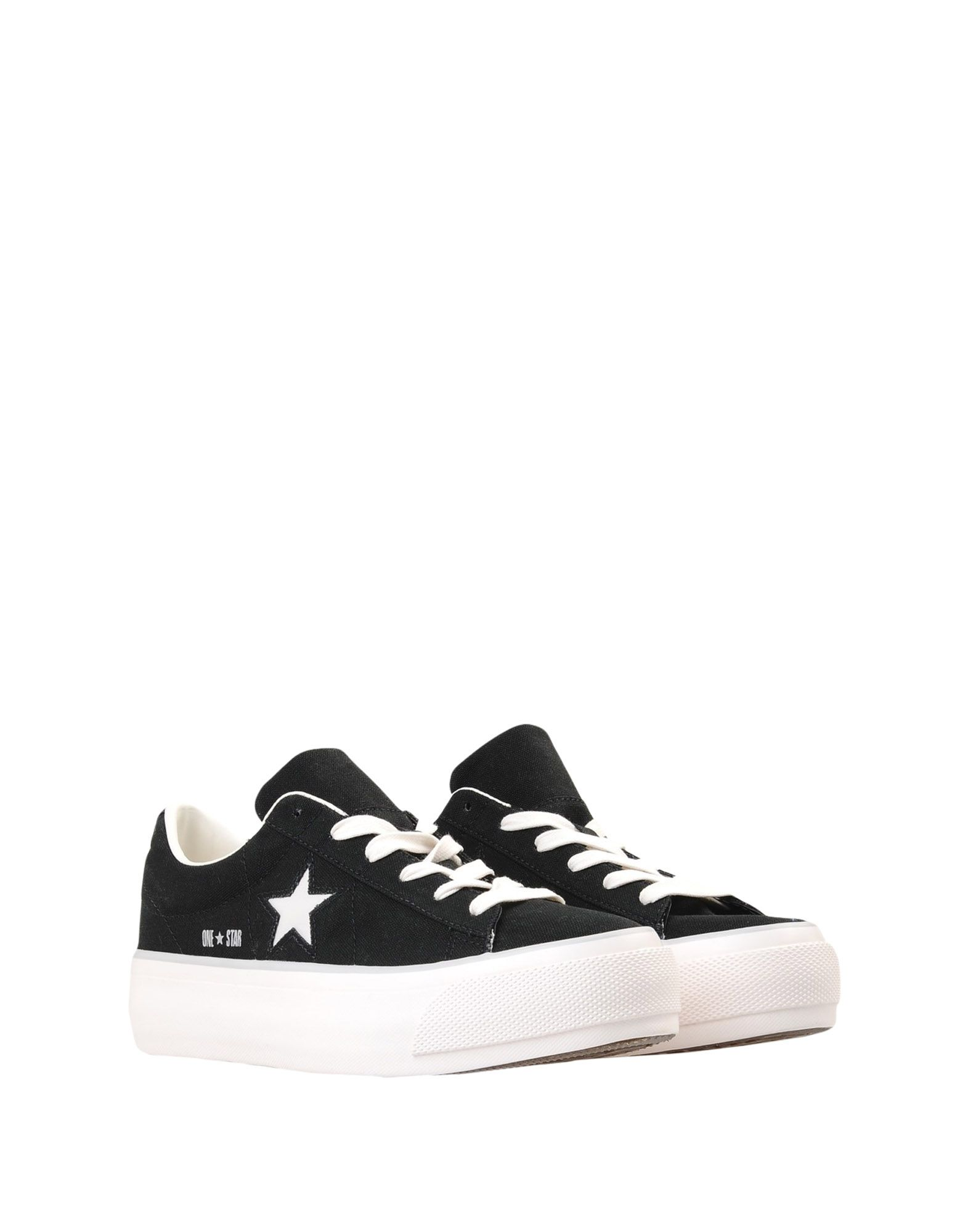 Sneakers Converse All Star One Star Platform Ox Glitter Canvas - Femme - Sneakers Converse All Star sur