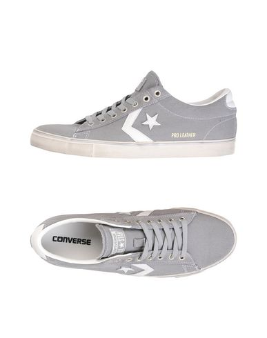 CONVERSE ALL STAR PRO LEATHER VULC OX CANVAS DISTRESSED Sneakers