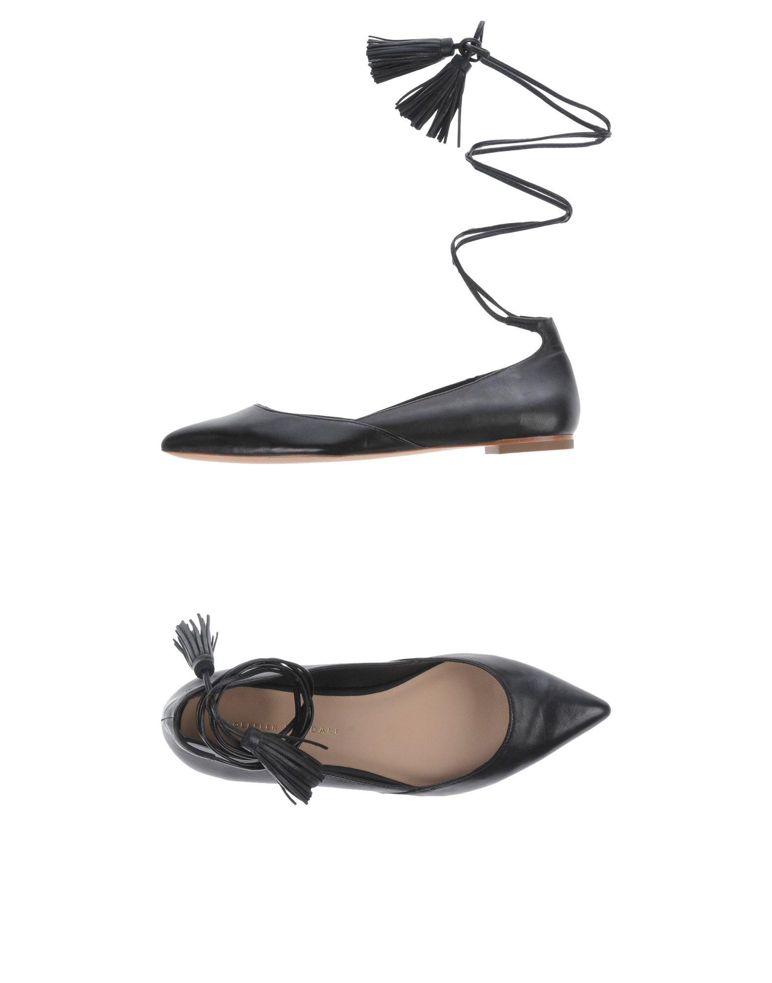 Stilvolle billige Schuhe Loeffler Randall Ballerinas Damen Damen Damen  11461401UE c8d01f