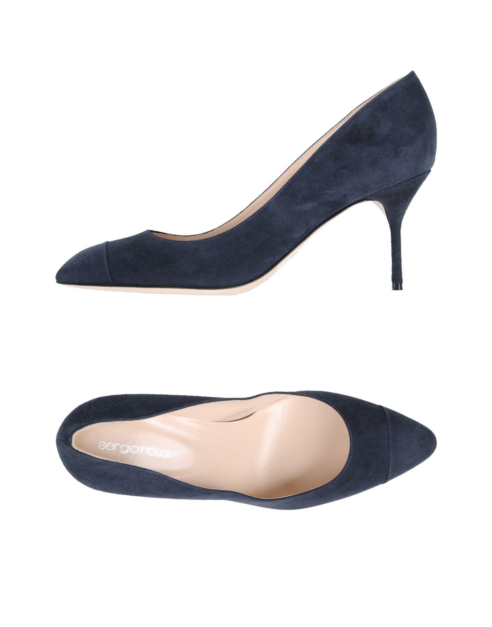 Rabatt Schuhe Sergio Rossi Pumps Damen  11461408FS