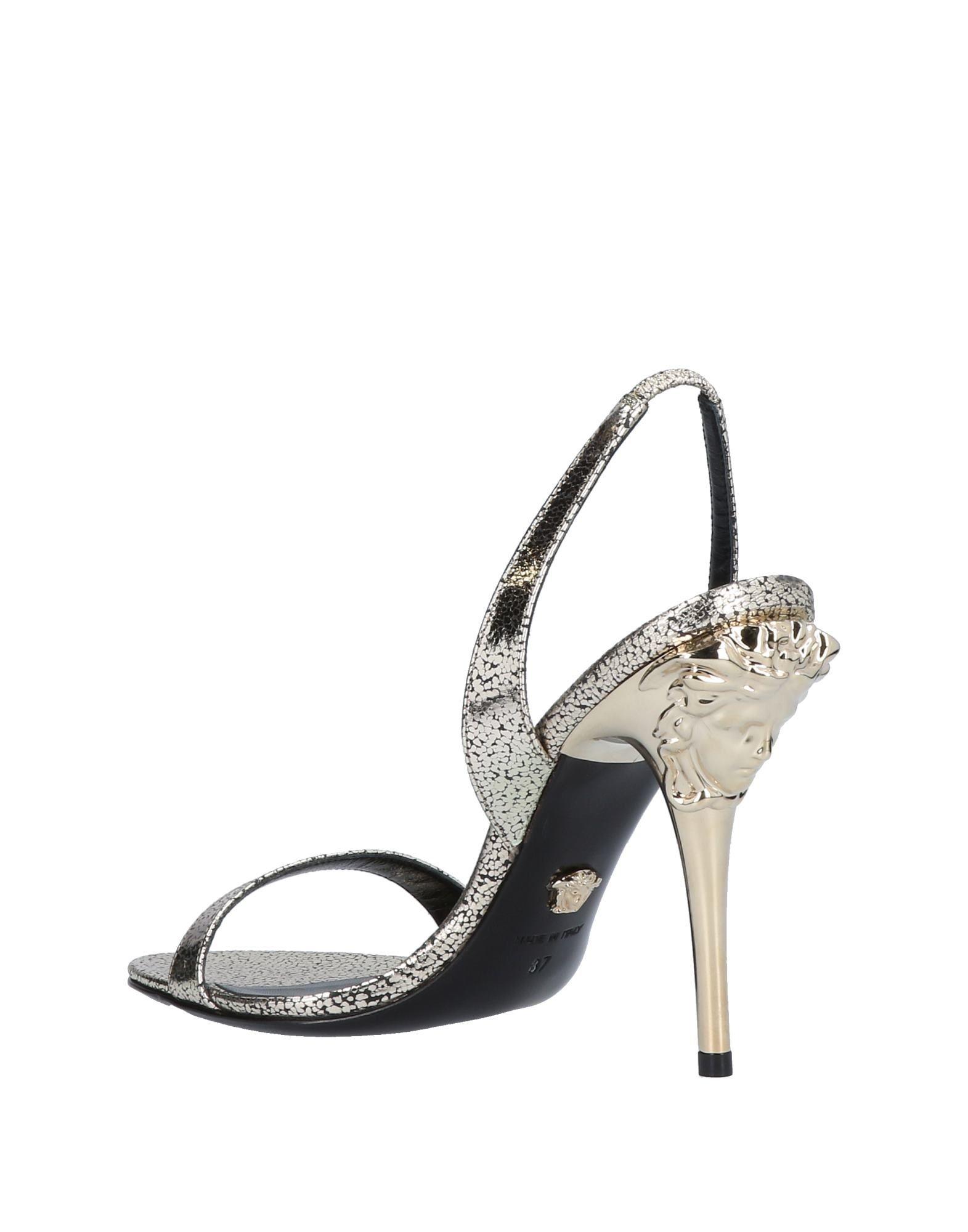 Versace Sandalen Damen Schuhe  11461450RHGünstige gut aussehende Schuhe Damen 62bc8e