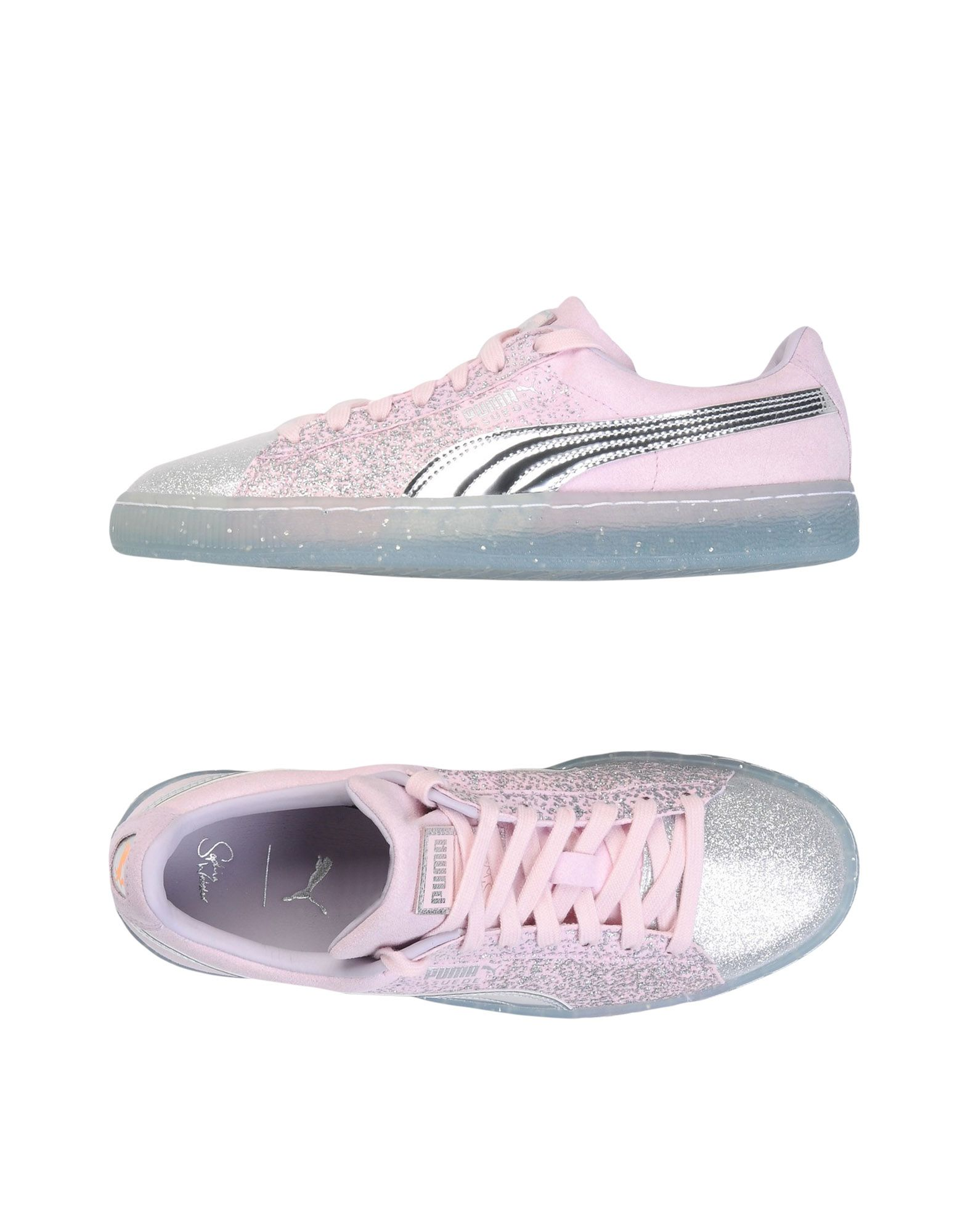 Sneakers Puma X Sophia Webster Suede Glitter Princess Sw - Donna - Acquista online su
