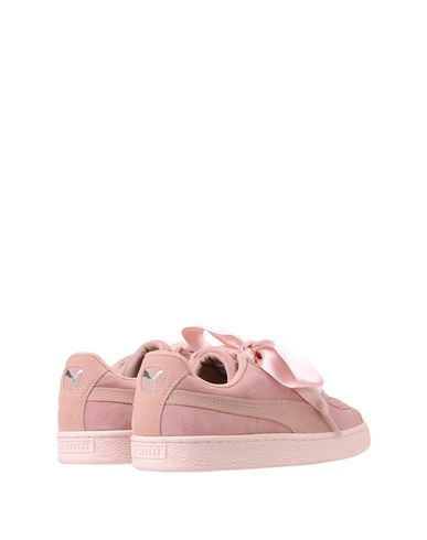 pretty nice 450ca a2e2c Puma Suede Heart Pebble Wn's - Sneakers - Women Puma ...