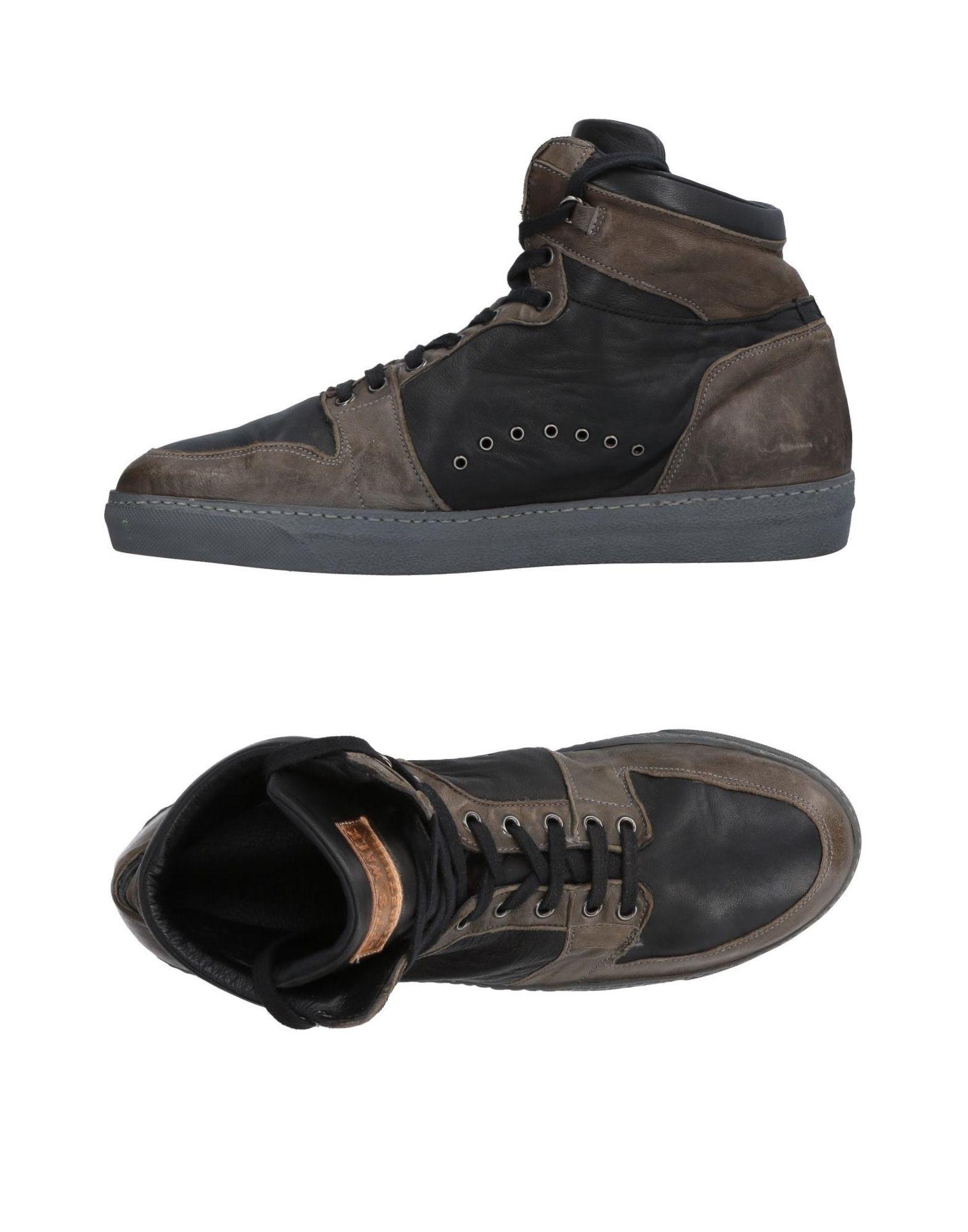 Sneakers Giorgio Brato Homme - Sneakers Giorgio Brato  Noir Mode pas cher et belle