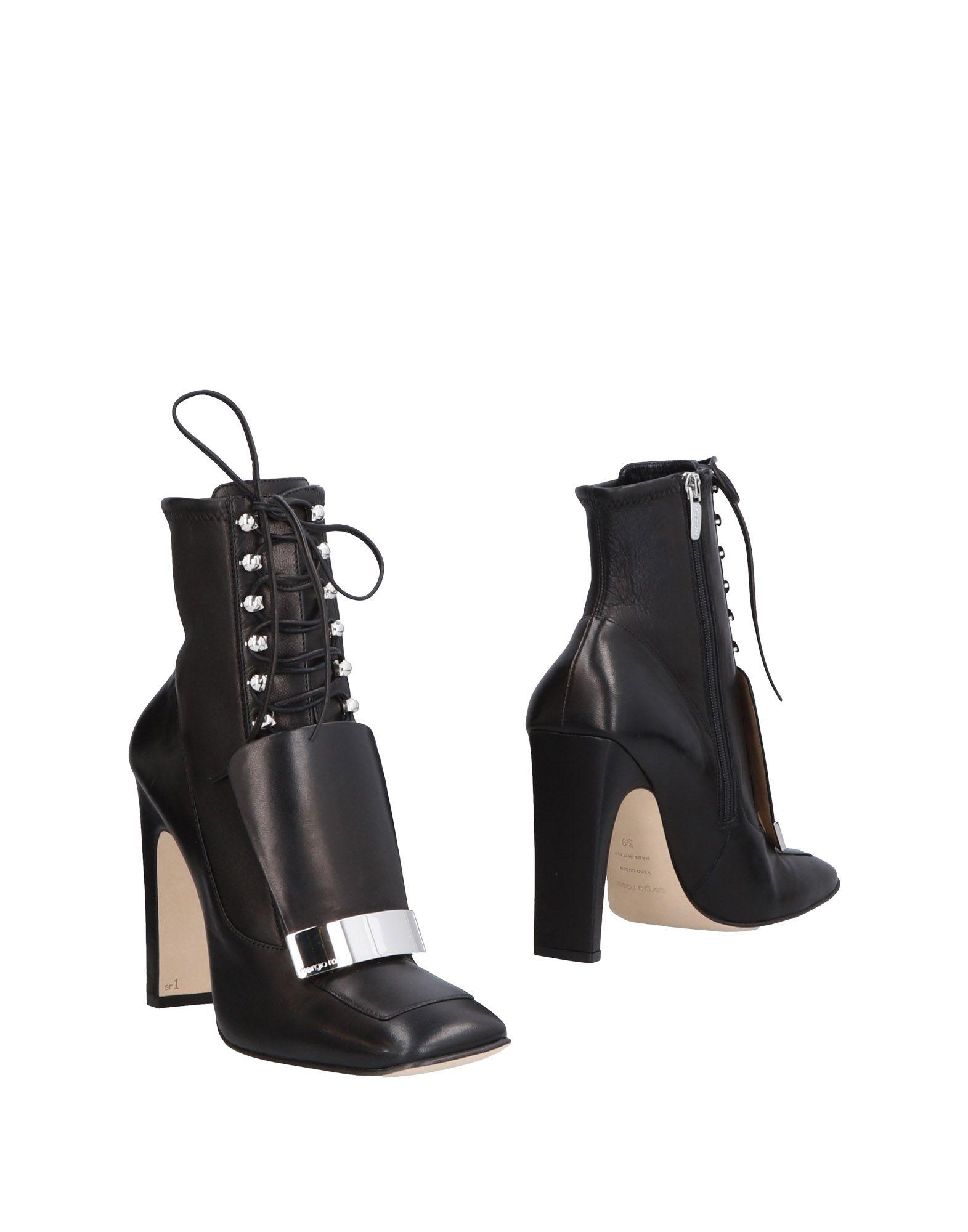Sergio Rossi Rossi Sergio Stiefelette Damen  11461599WI Neue Schuhe 2476e4