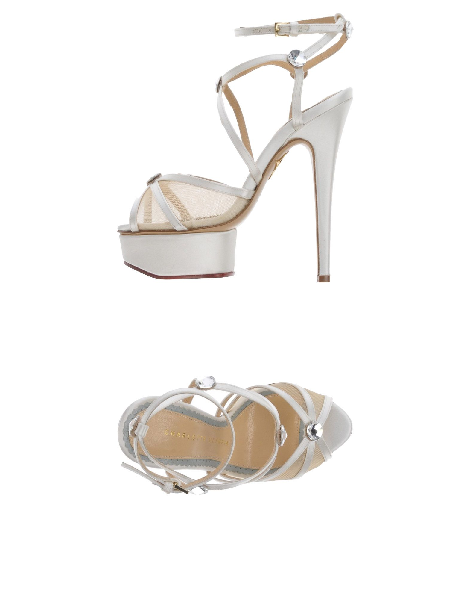 Charlotte Olympia Sandalen Damen  11461604JBGünstige gut aussehende Schuhe