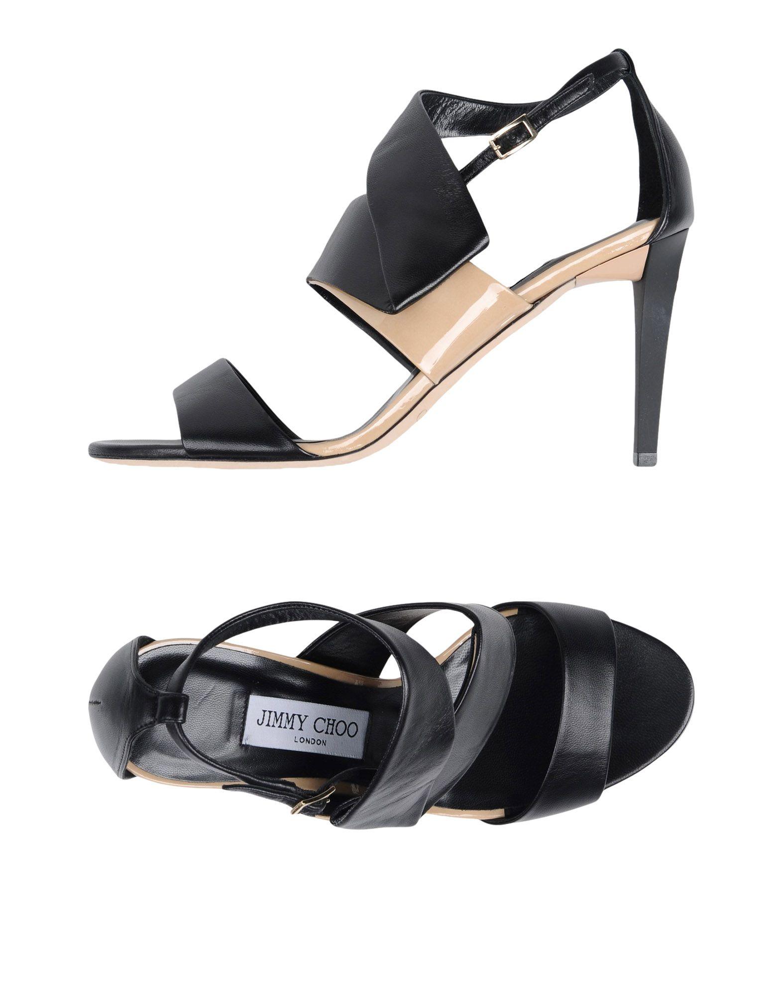 Jimmy Choo Sandalen Damen    11461614PU Neue Schuhe 1f071e