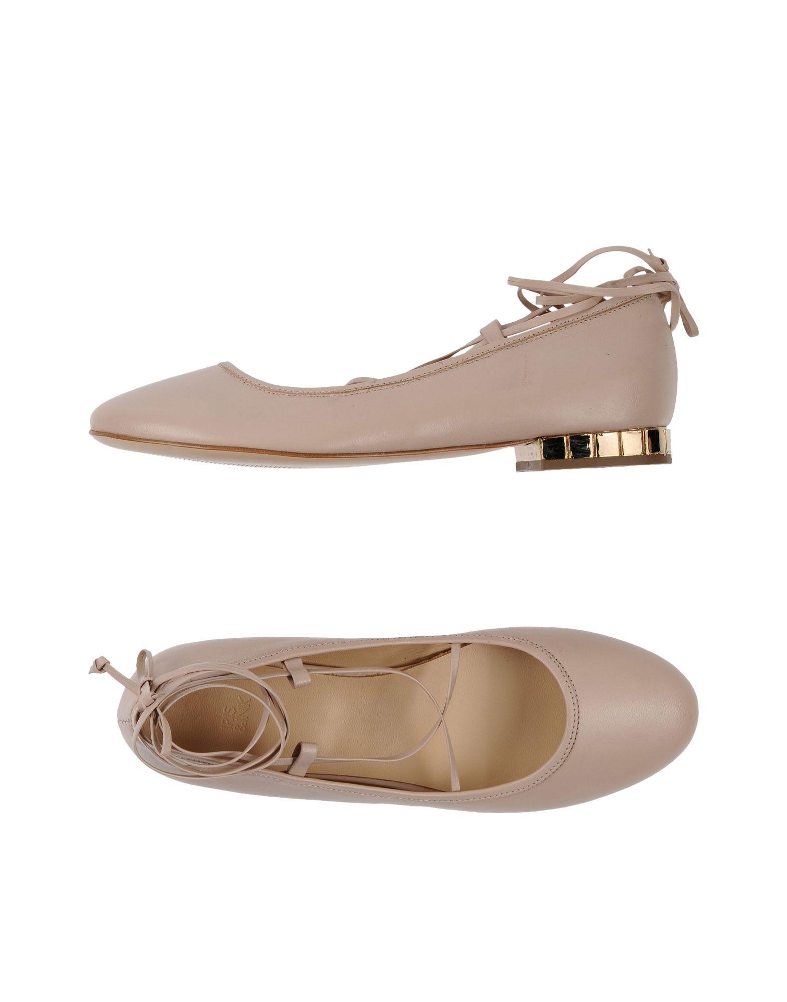 Iris & Ink Ballerinas Damen  11461692SV Gute Qualität beliebte Schuhe