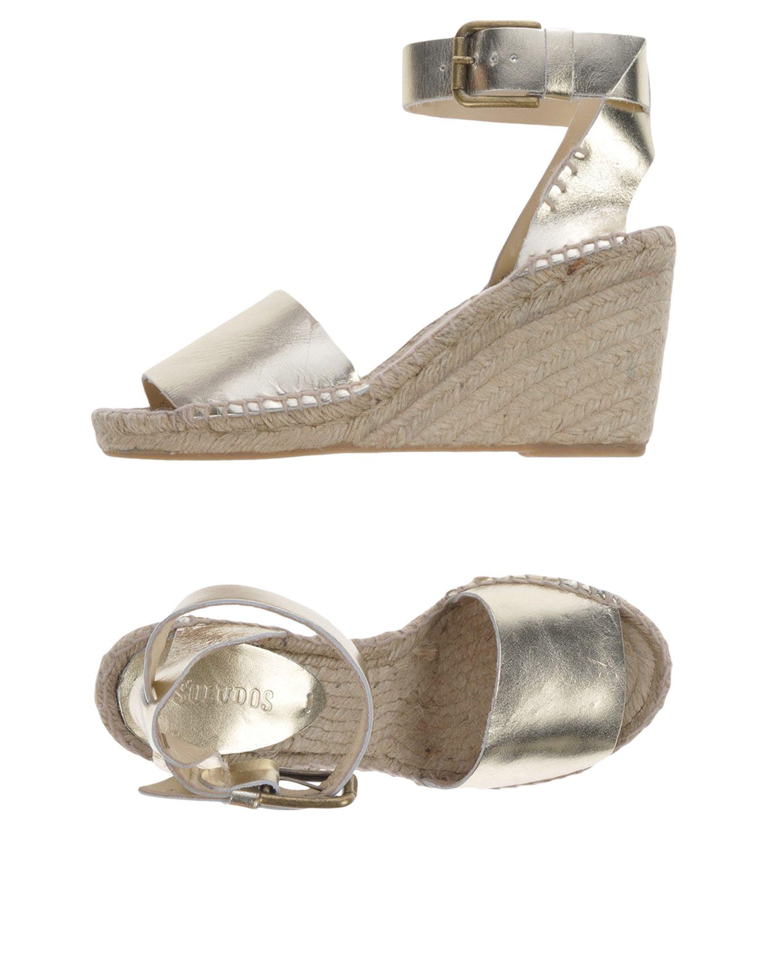 Soludos Sandalen Damen Damen Damen  11461711JW Gute Qualität beliebte Schuhe 004611