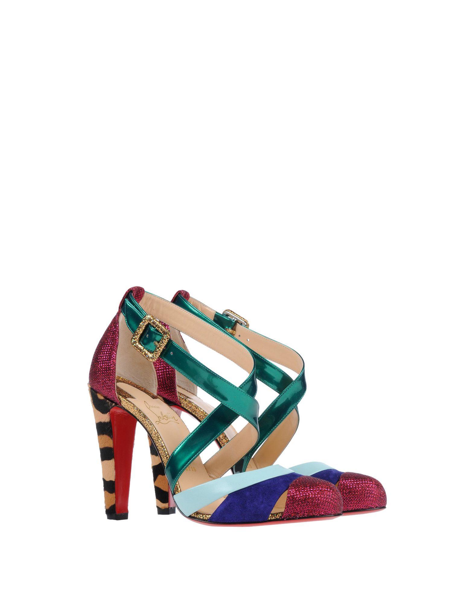 Christian Louboutin gut Pumps Damen  11461722VPGünstige gut Louboutin aussehende Schuhe 25bf24