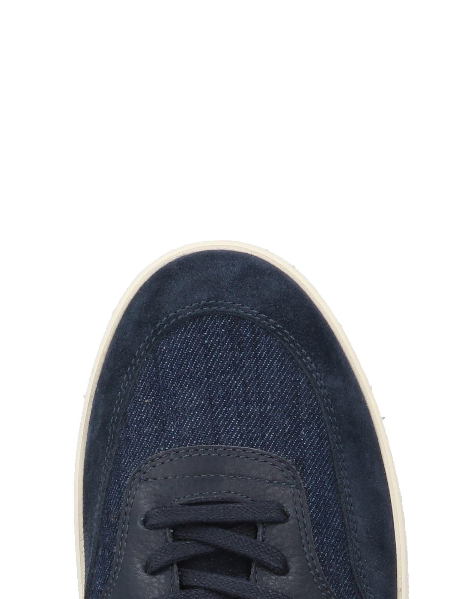 Leather Crown Sneakers Herren   11461727XW 79f859