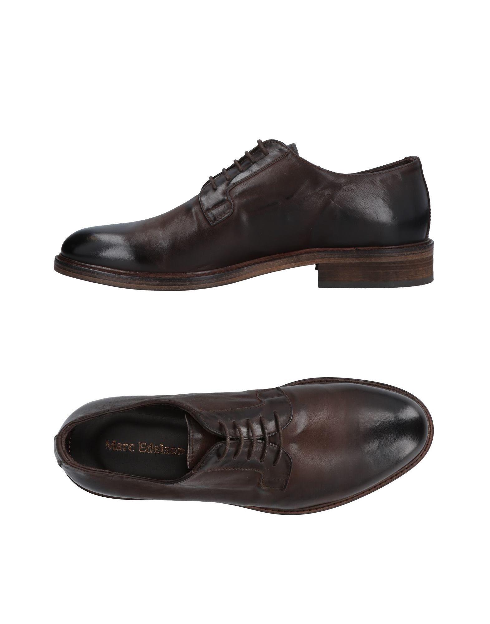 Rabatt echte Schuhe Marc Edelson Schnürschuhe Herren  11461759OO