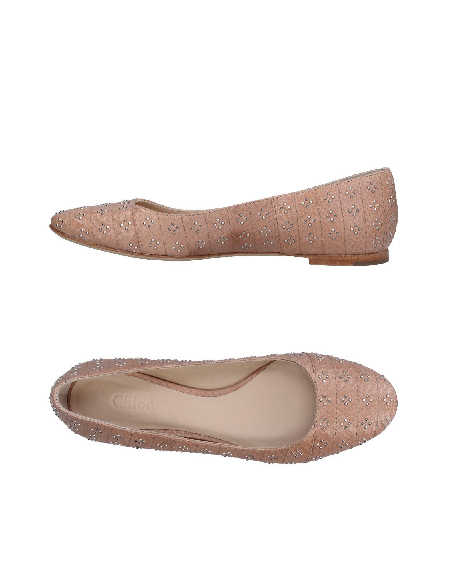 Chloé Ballerinas Damen  11461788HPGünstige Schuhe gut aussehende Schuhe 11461788HPGünstige feff53
