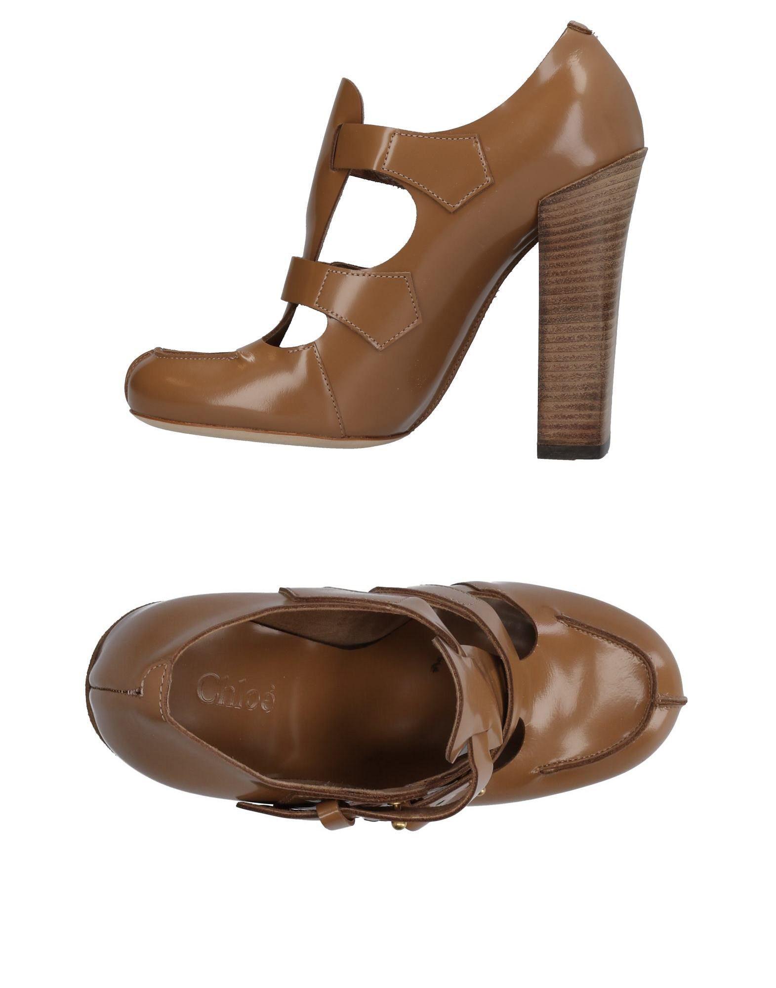Damen Chloé Mokassins Damen   11461801TL Heiße Schuhe e6265a