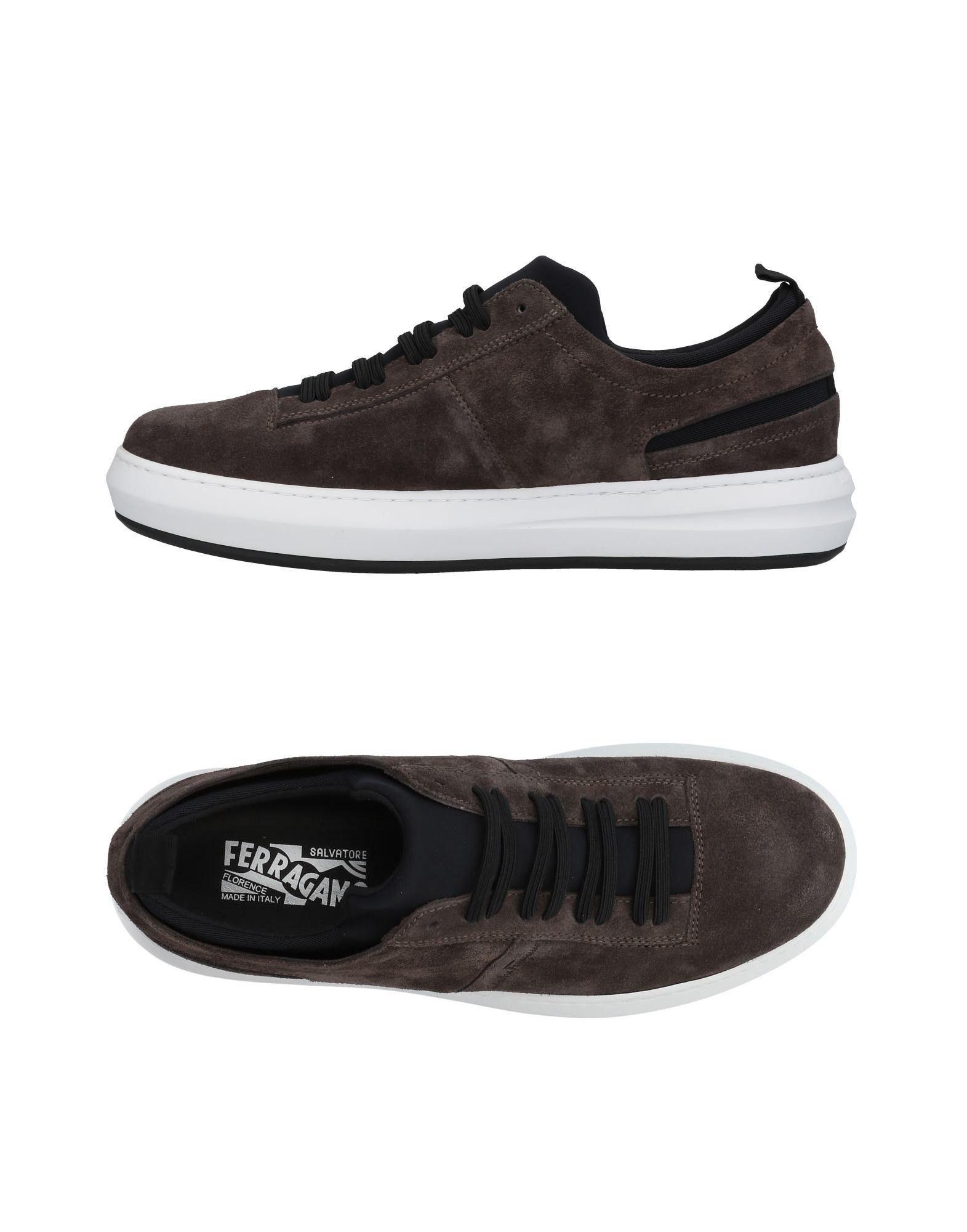 Salvatore Ferragamo Sneakers Herren  11461924JF Gute Qualität beliebte Schuhe