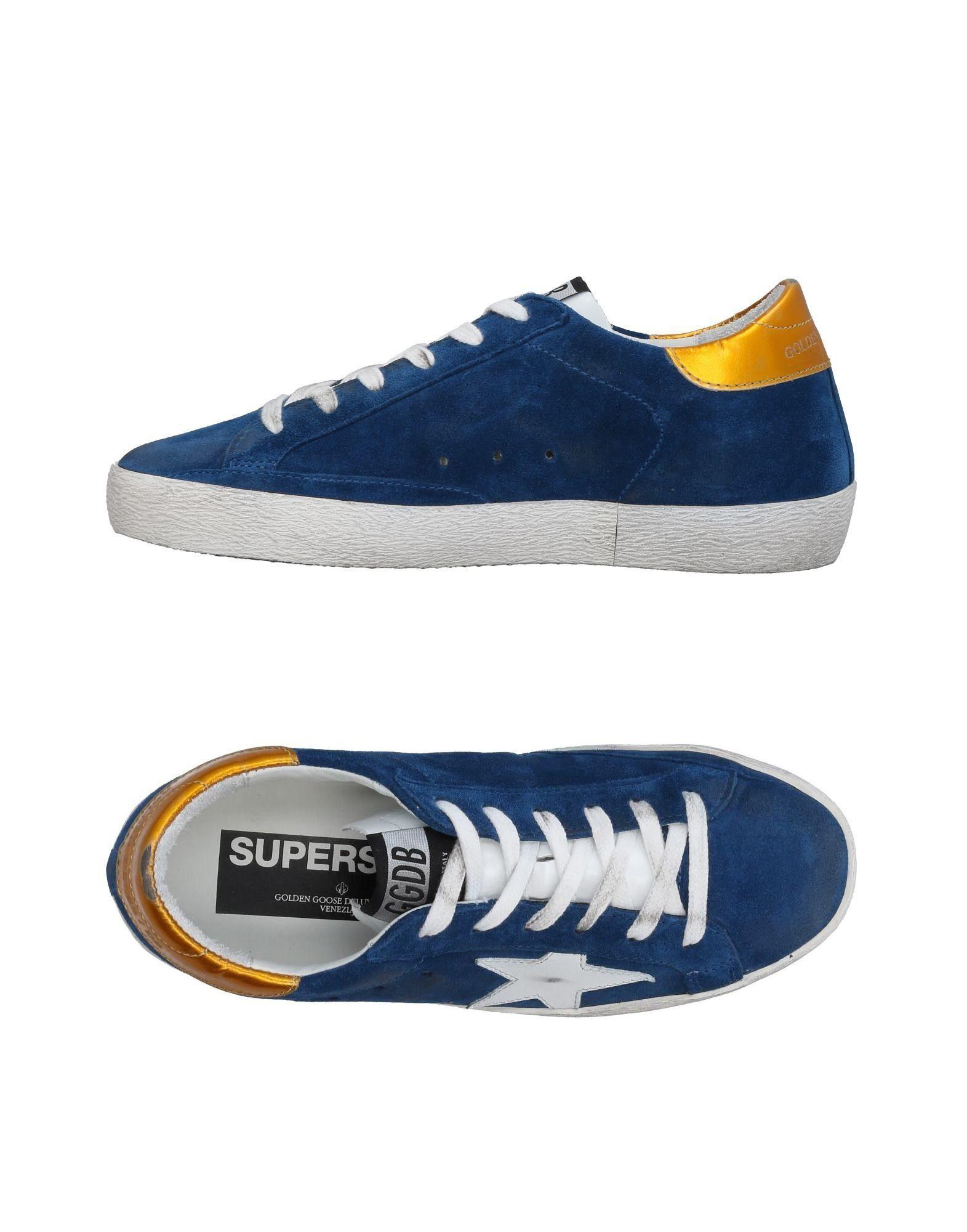 Descuento de la marca Zapatillas Gold Goose Deluxe Brand Mujer Goose - Zapatillas Gold Goose Mujer Deluxe Brand  Azul marino e9fcea