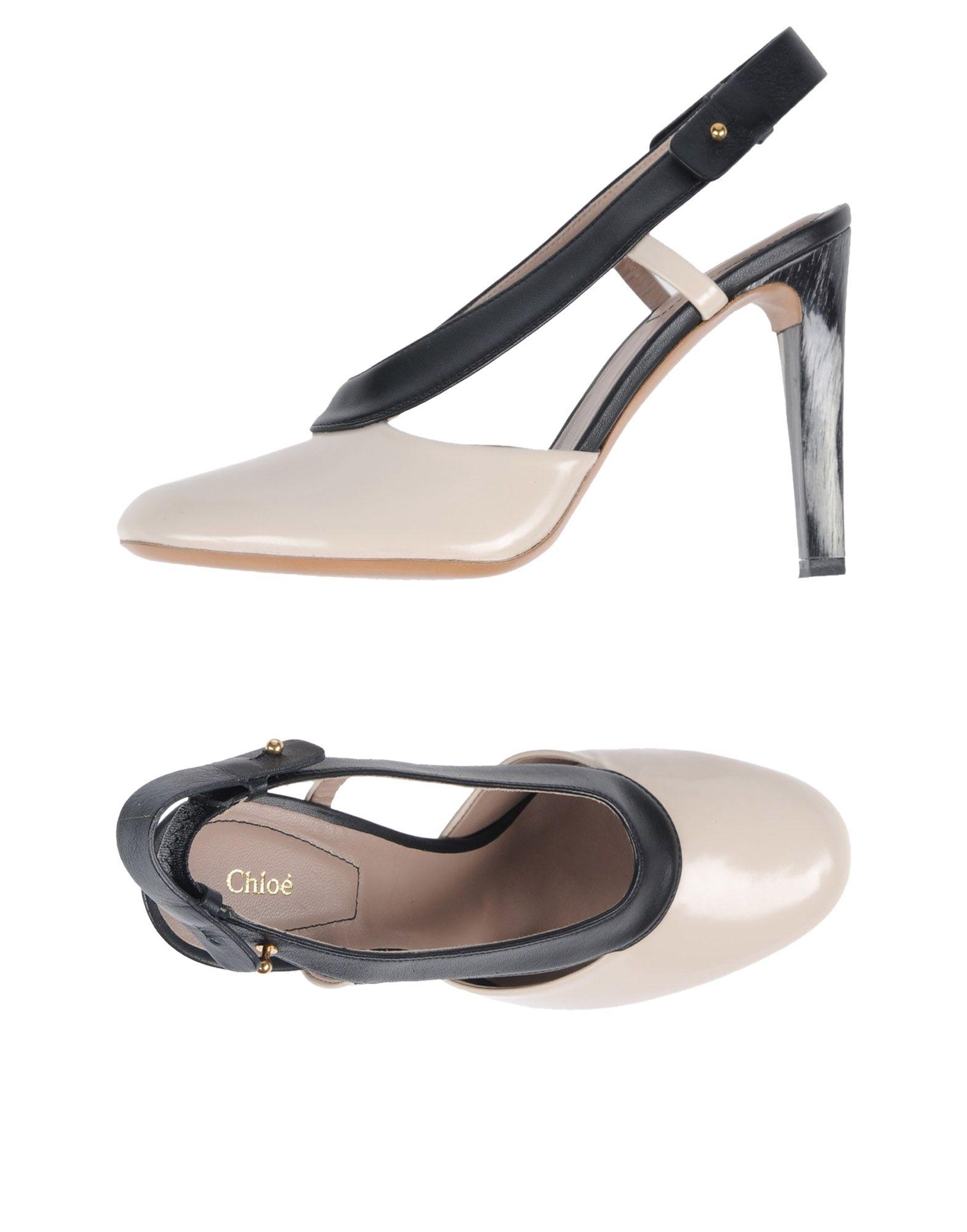 Rabatt Schuhe Chloé Pumps Damen  11461980RK
