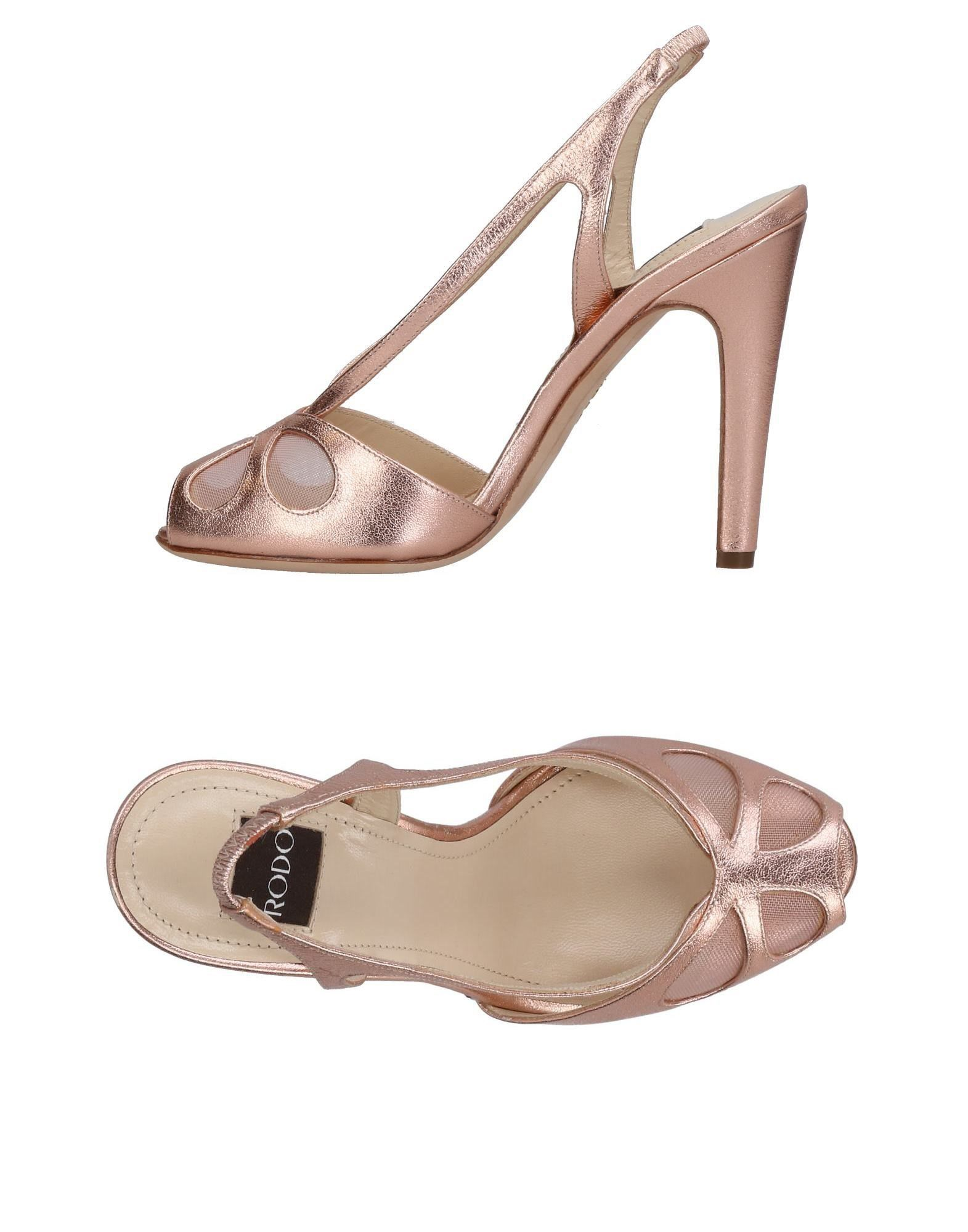 Rabatt Schuhe Rodo Sandalen Damen  11462006VM