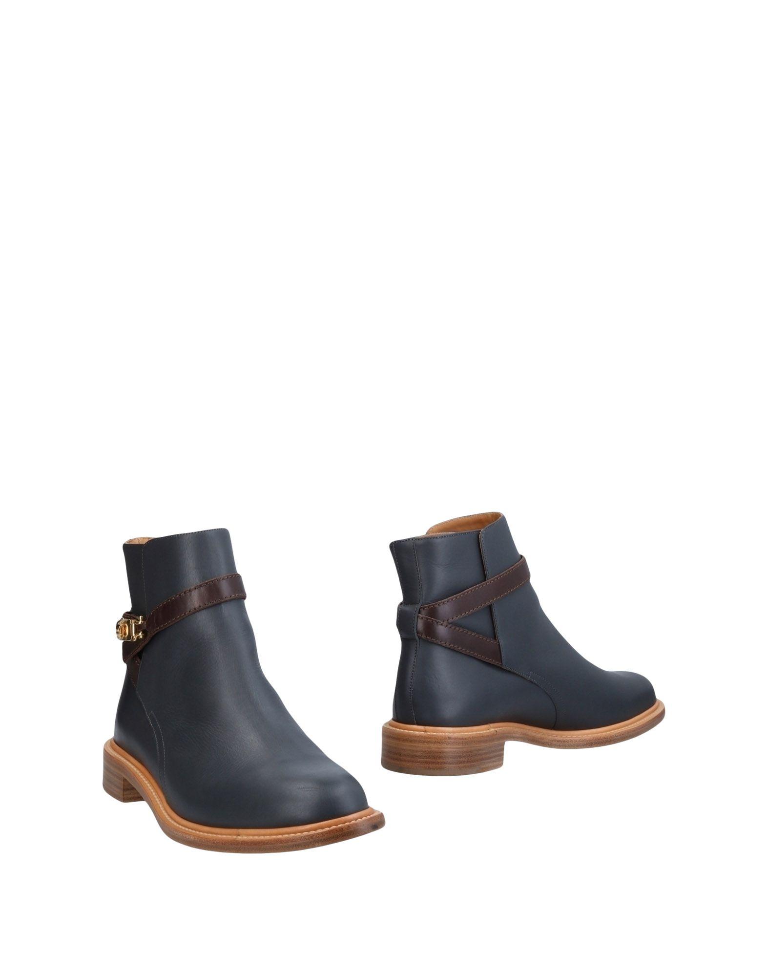 Chloé Stiefelette Damen  11462012WKGünstige gut aussehende Schuhe