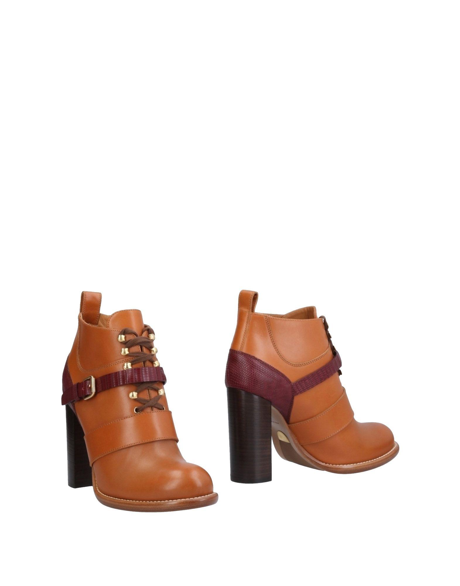 Chloé Stiefelette Damen  11462015JIGünstige gut aussehende Schuhe