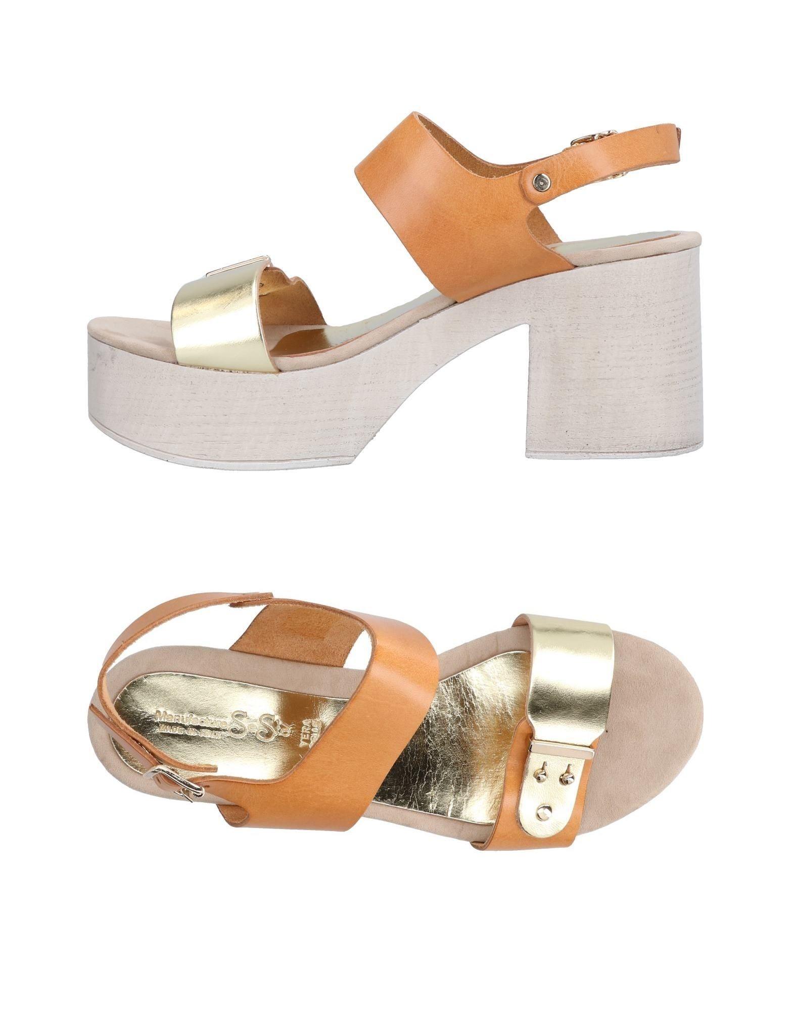 Manufacture Sestè Sandals - Women on Manufacture Sestè Sandals online on Women  Australia - 11462160QC 349dec