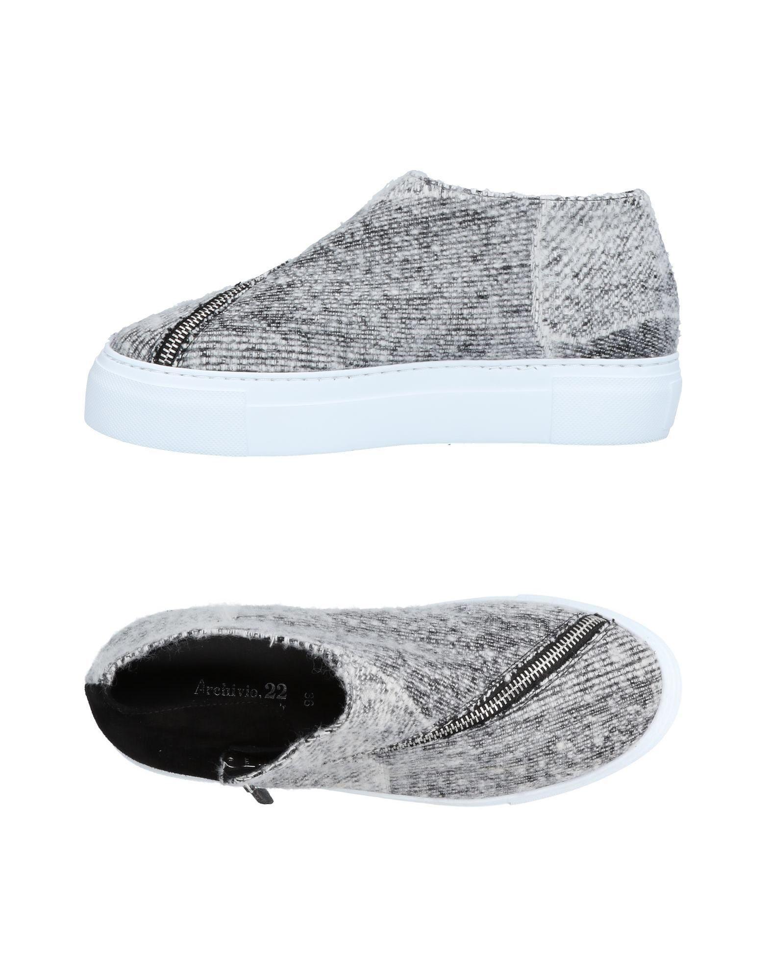 Archivio,22 Sneakers Damen  11462179PW Gute Qualität beliebte Schuhe