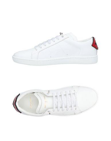 c0d2cf28638 Saint Laurent Sneakers - Men Saint Laurent Sneakers online on YOOX ...