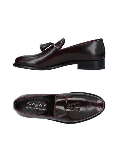 Zapatos con descuento Mocasín Malagoli M. Hombre - Mocasines Malagoli M. - 11462212ER Berenjena