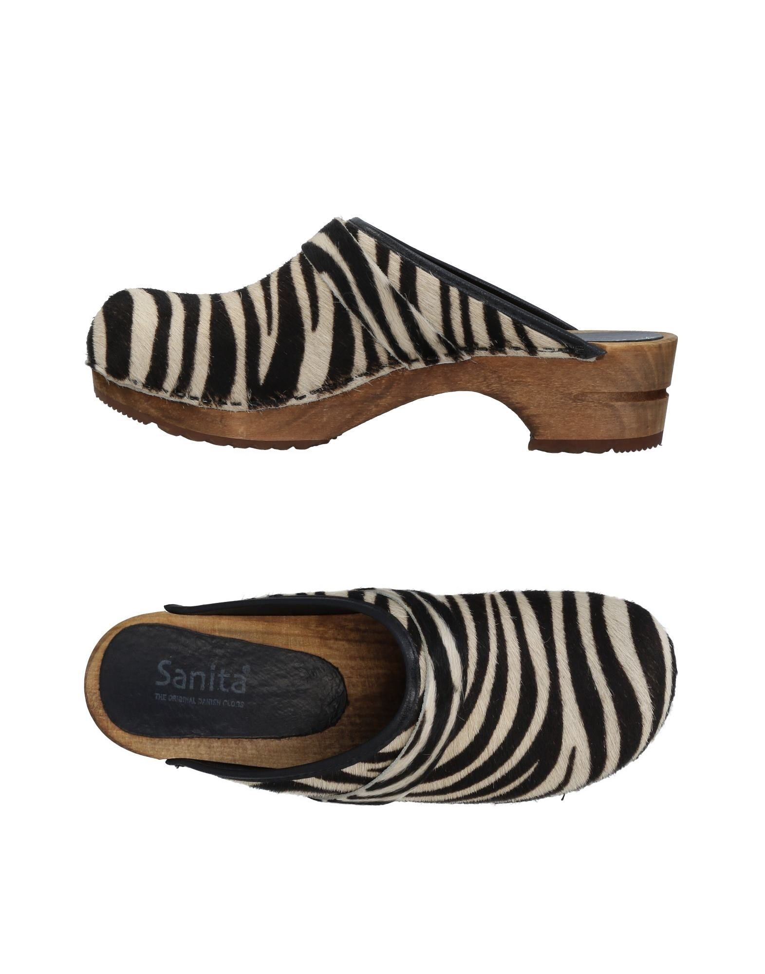 Sanita Pantoletten Damen  11462287SJ Gute Qualität beliebte Schuhe