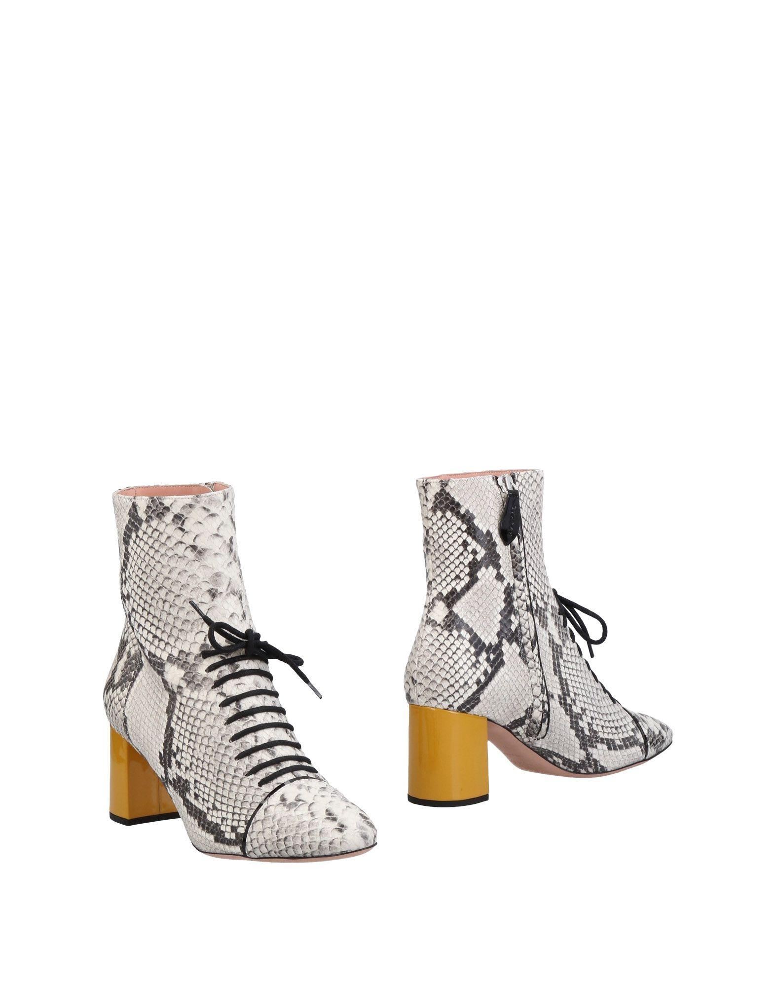 Rochas Stiefelette aussehende Damen  11462292ENGünstige gut aussehende Stiefelette Schuhe e7ce01