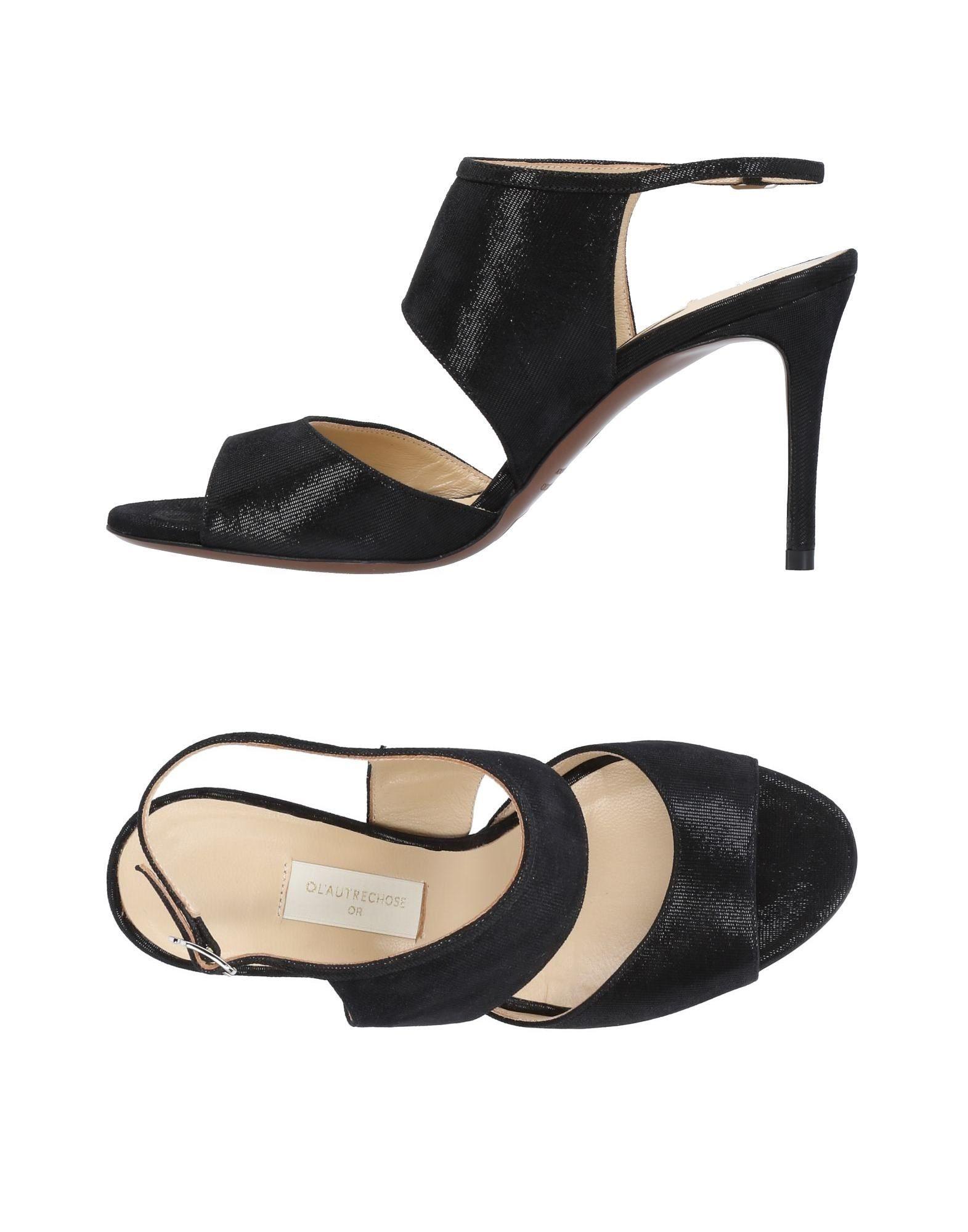 L' Autre Chose Sandals - Women L' Autre  Chose Sandals online on  Autre United Kingdom - 11462295RU 01d6b2