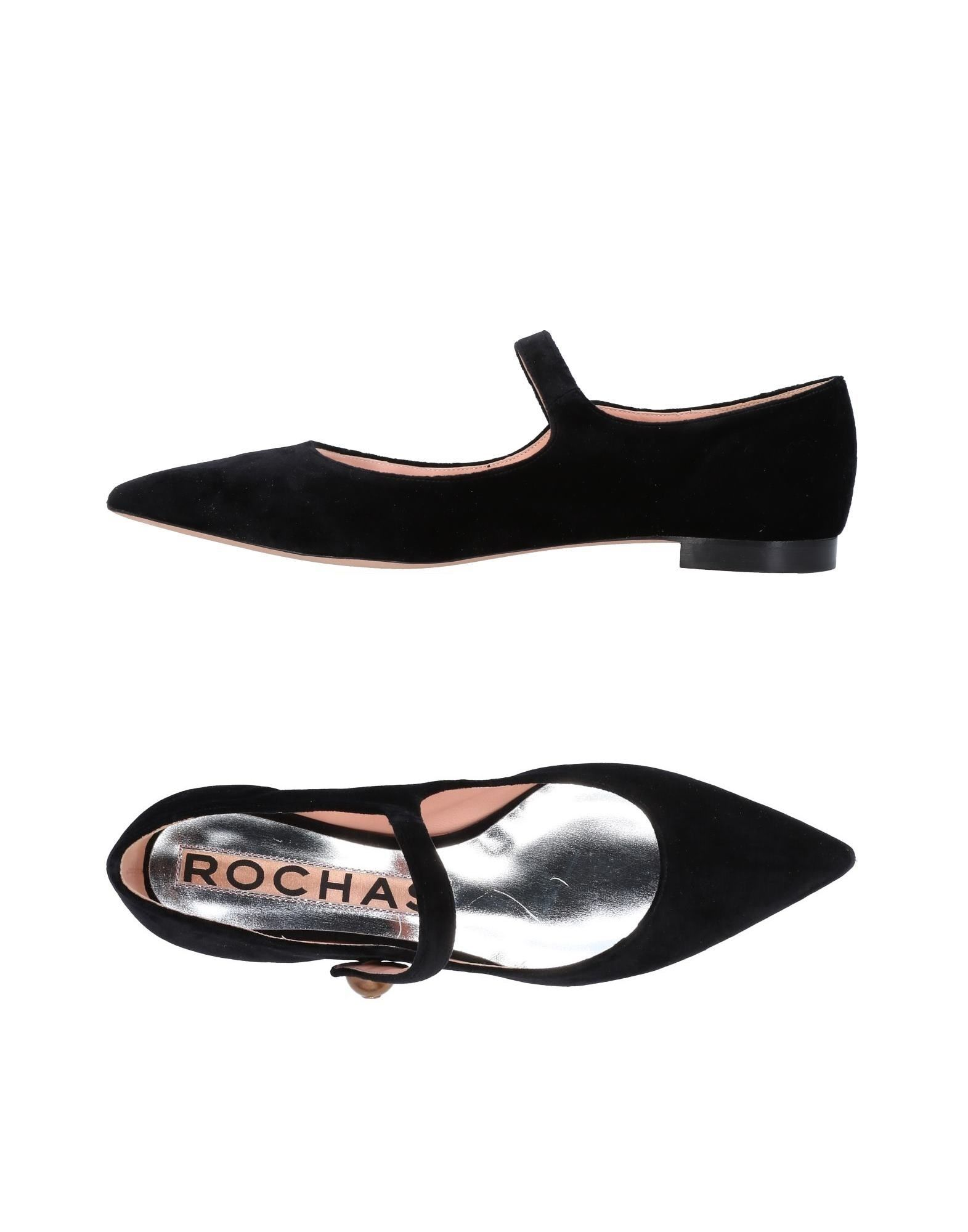 Rabatt Schuhe Rochas Ballerinas Damen  11462297AF
