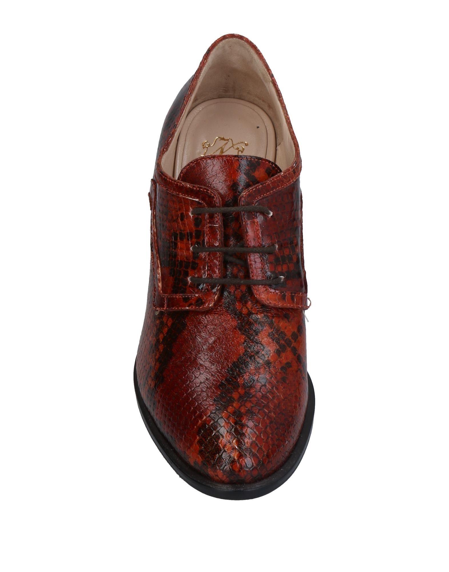 Gut um billige Schuhe zu tragenLenora Schnürschuhe Damen  11462318GC
