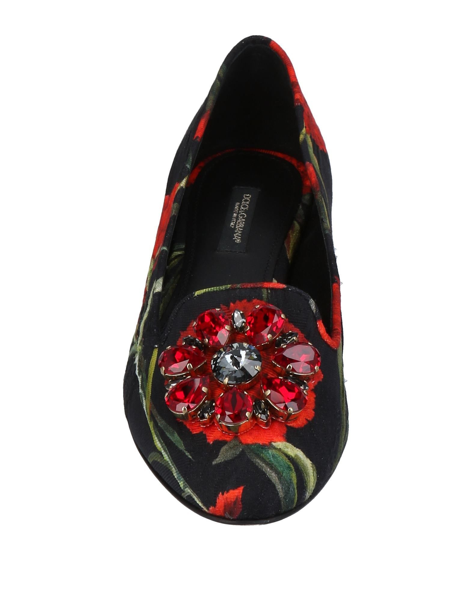Dolce & Gabbana Loafers - Women Dolce Dolce Dolce & Gabbana Loafers online on  United Kingdom - 11462398WM dca882