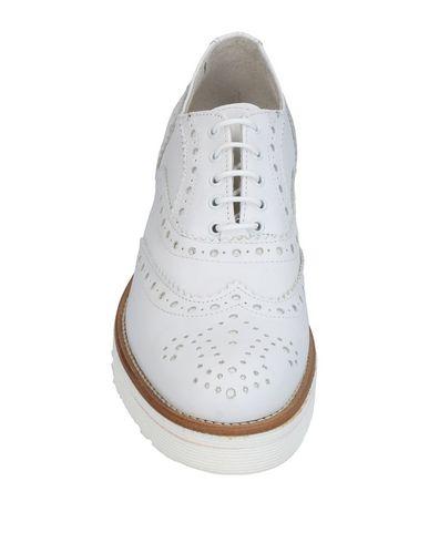 À Lacets Blanc Chaussures Basic G CwqXgZx