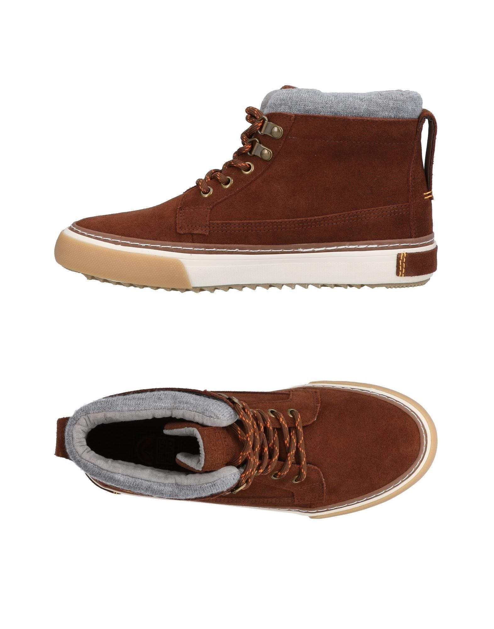 Sneakers Gioseppo Homme - Sneakers Gioseppo  Marron Chaussures casual sauvages