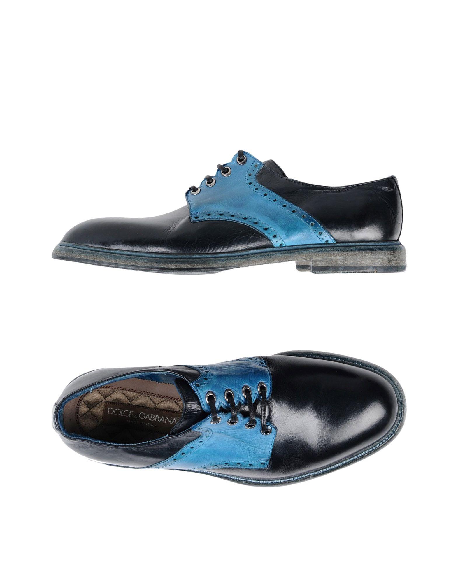 Venta de liquidación de temporada Cordones  Zapato De Cordones temporada Dolce & Gabbana Hombre - Zapatos De Cordones Dolce & Gabbana 356763