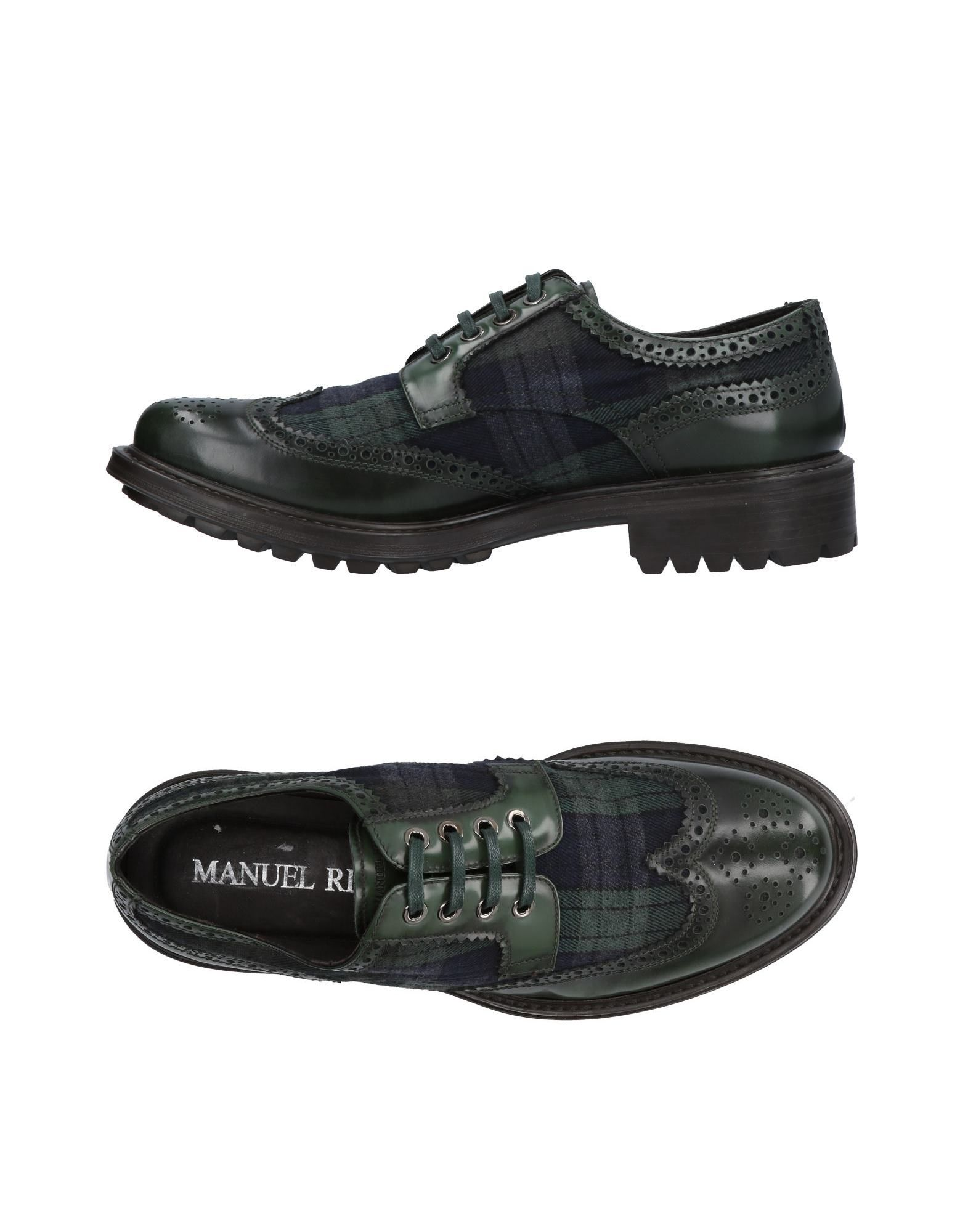 Rabatt echte Schuhe Manuel 11462430HP Ritz Schnürschuhe Herren  11462430HP Manuel 296541