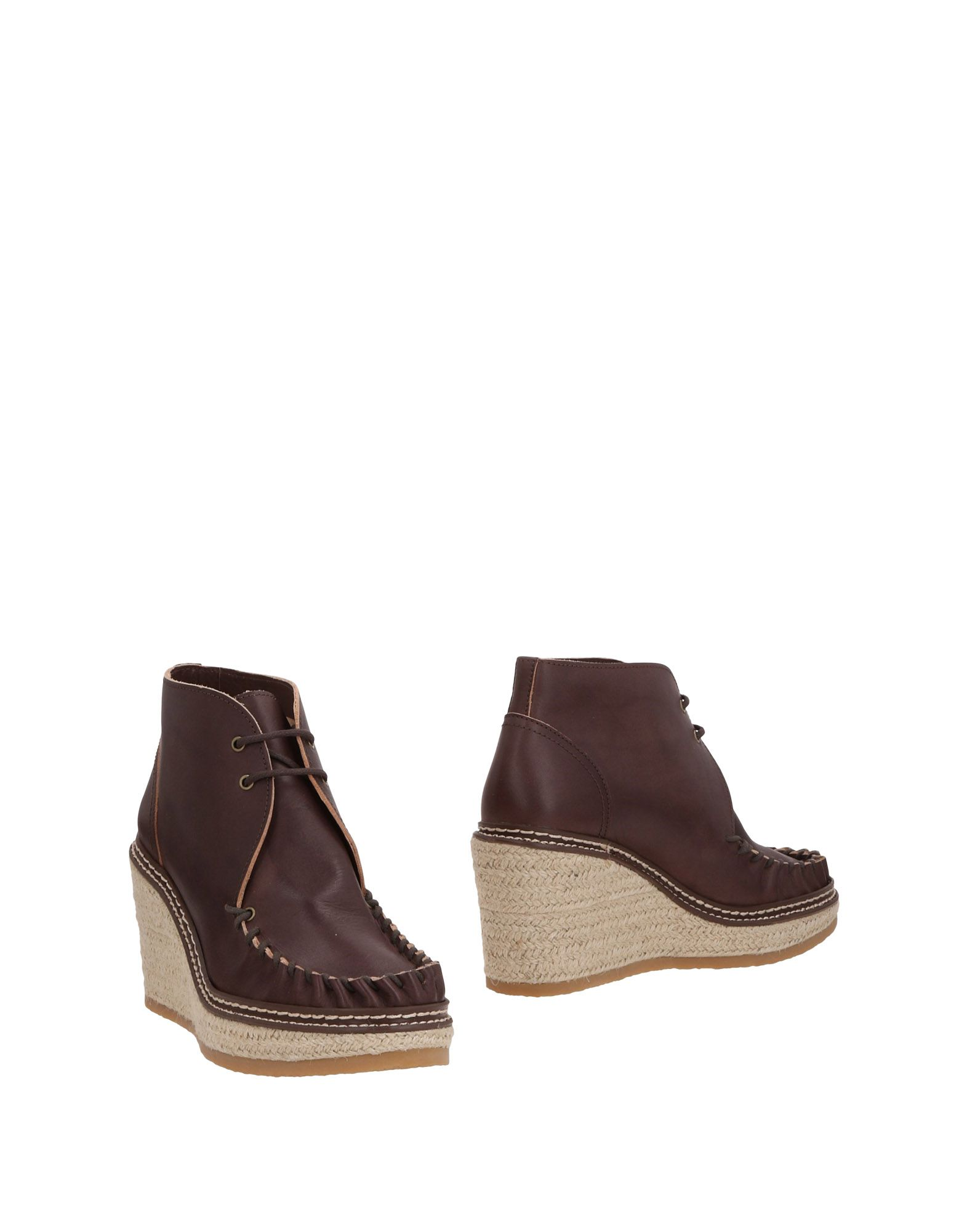 Rabatt Schuhe See By Chloé Stiefelette Damen  11462436SD
