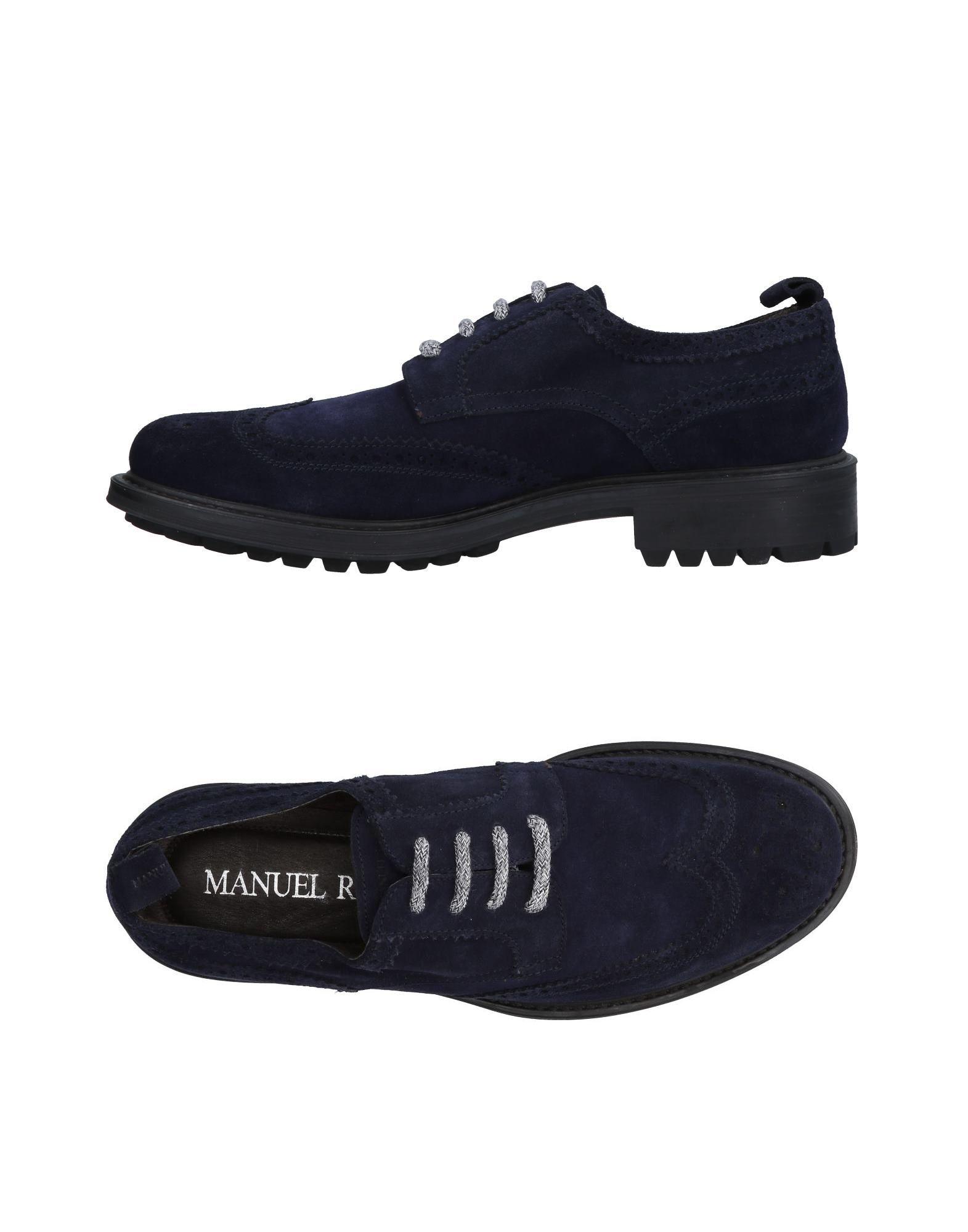 Rabatt echte Schuhe Manuel Ritz Schnürschuhe Herren  11462446CE
