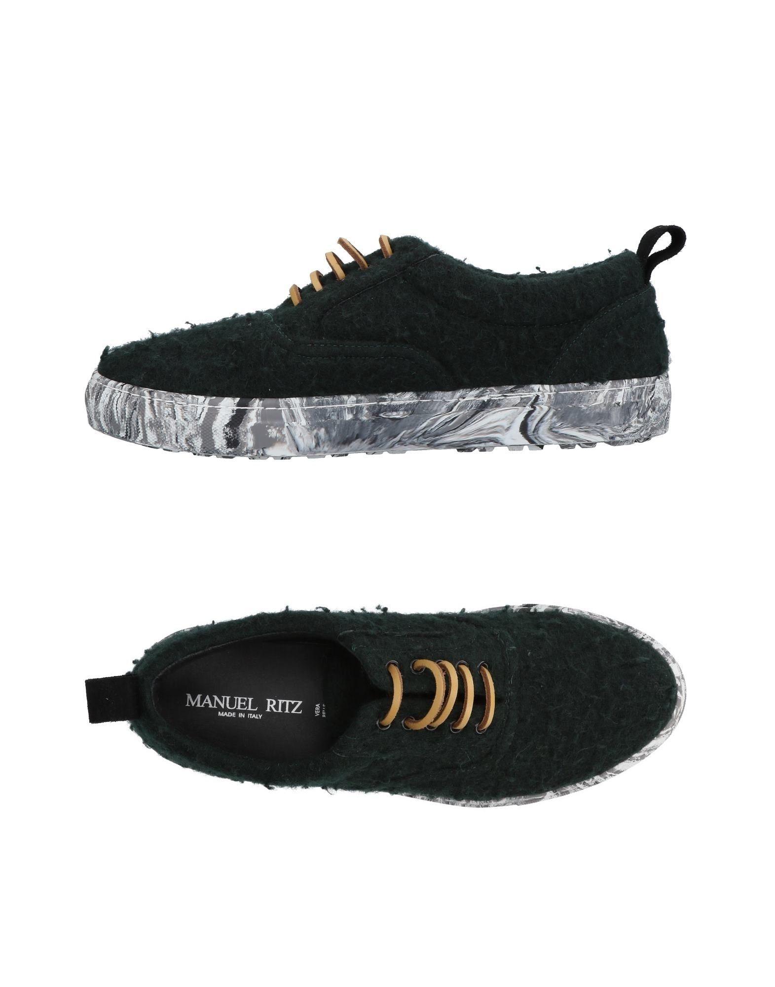 82ad9506f18 Manuel Ritz Sneakers - Men Manuel Ritz Sneakers online on on on United  Kingdom - 11462480TJ 035539