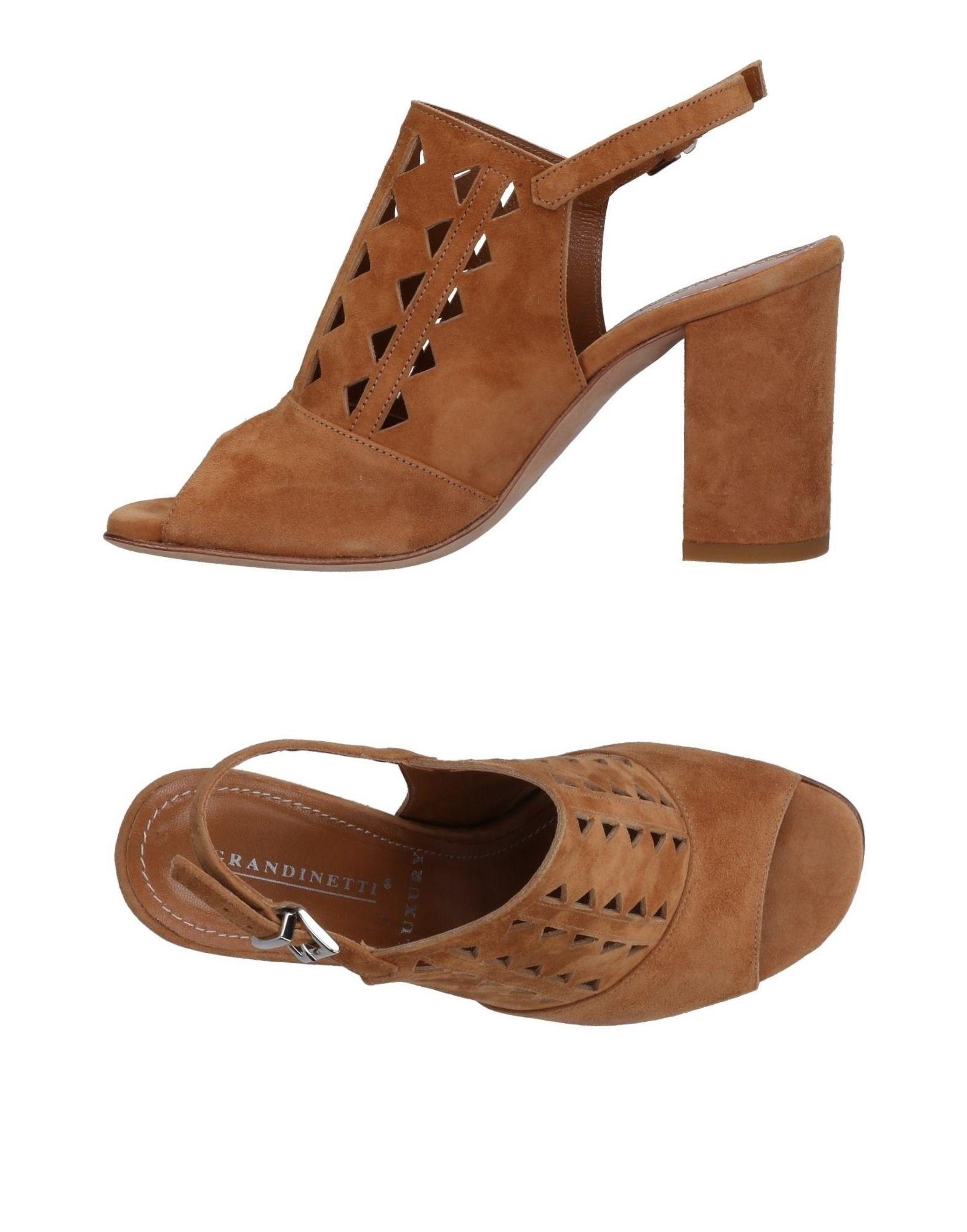Grandinetti Sandalen Damen Qualität  11462492IT Gute Qualität Damen beliebte Schuhe 1b47f6