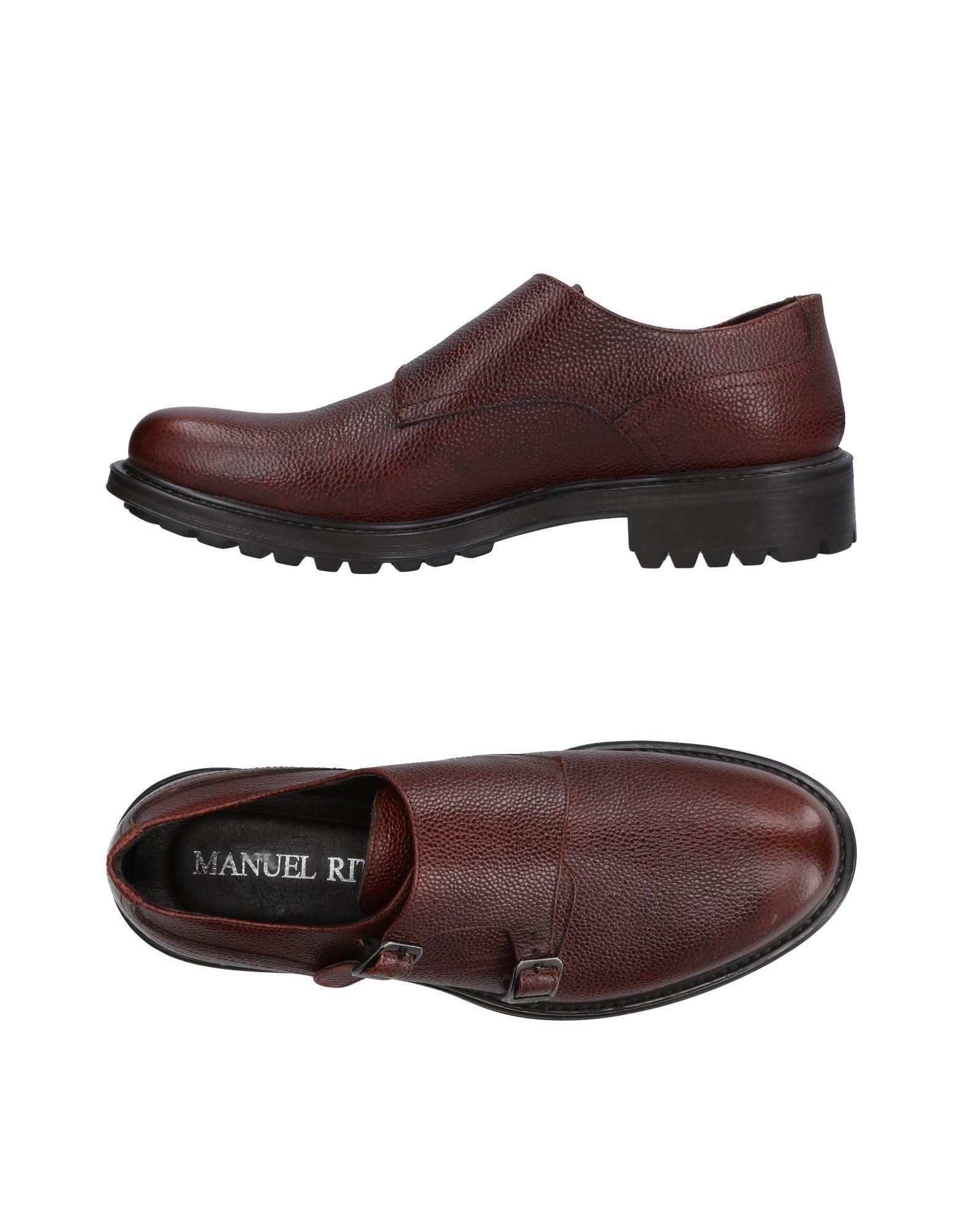 Rabatt echte Schuhe Manuel Ritz Mokassins Herren  11462507TG