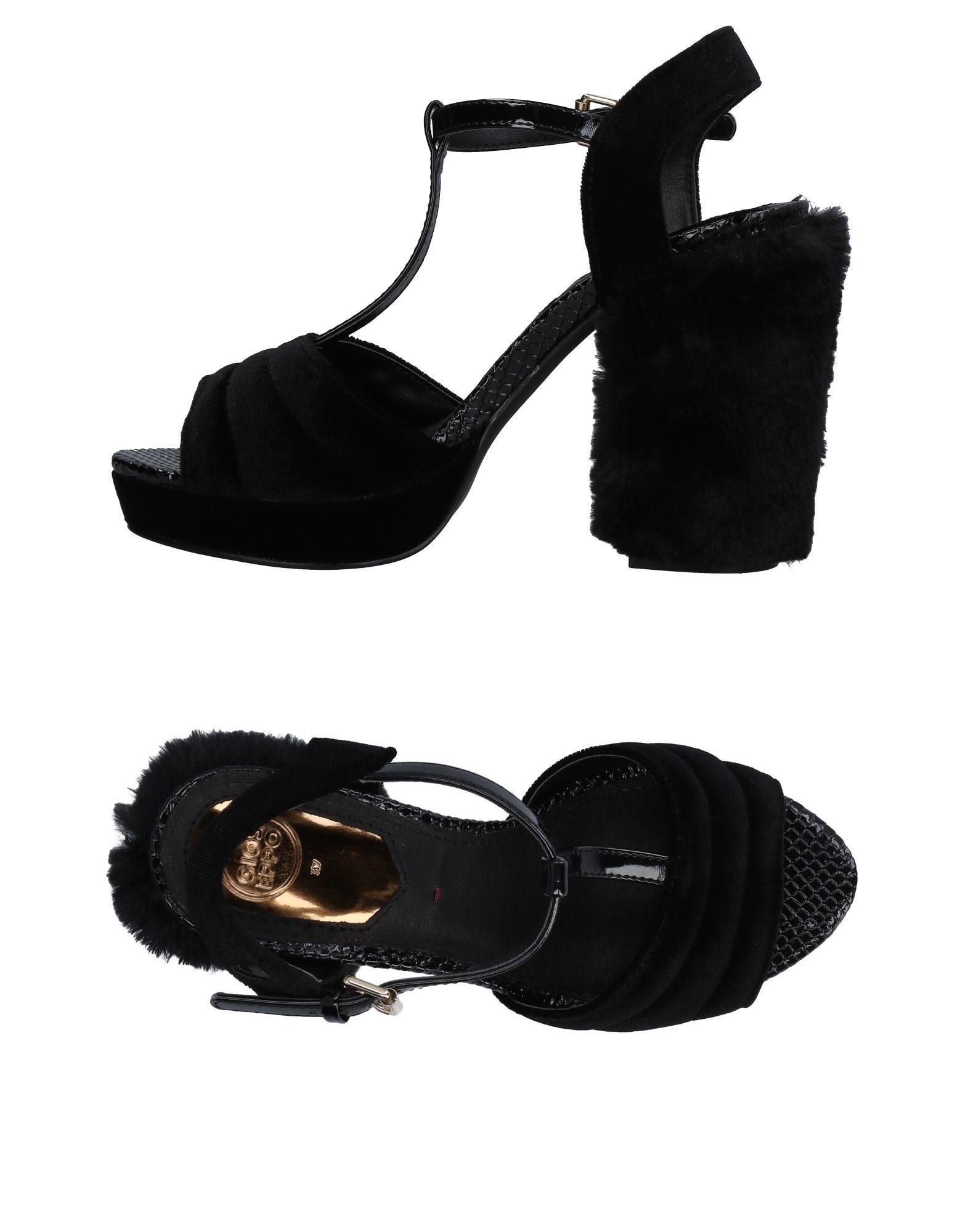 Los zapatos más populares para hombres y mujeres Sandalia Gioseppo Gioseppo Sandalia Mujer - Sandalias Gioseppo  Negro 0a6520
