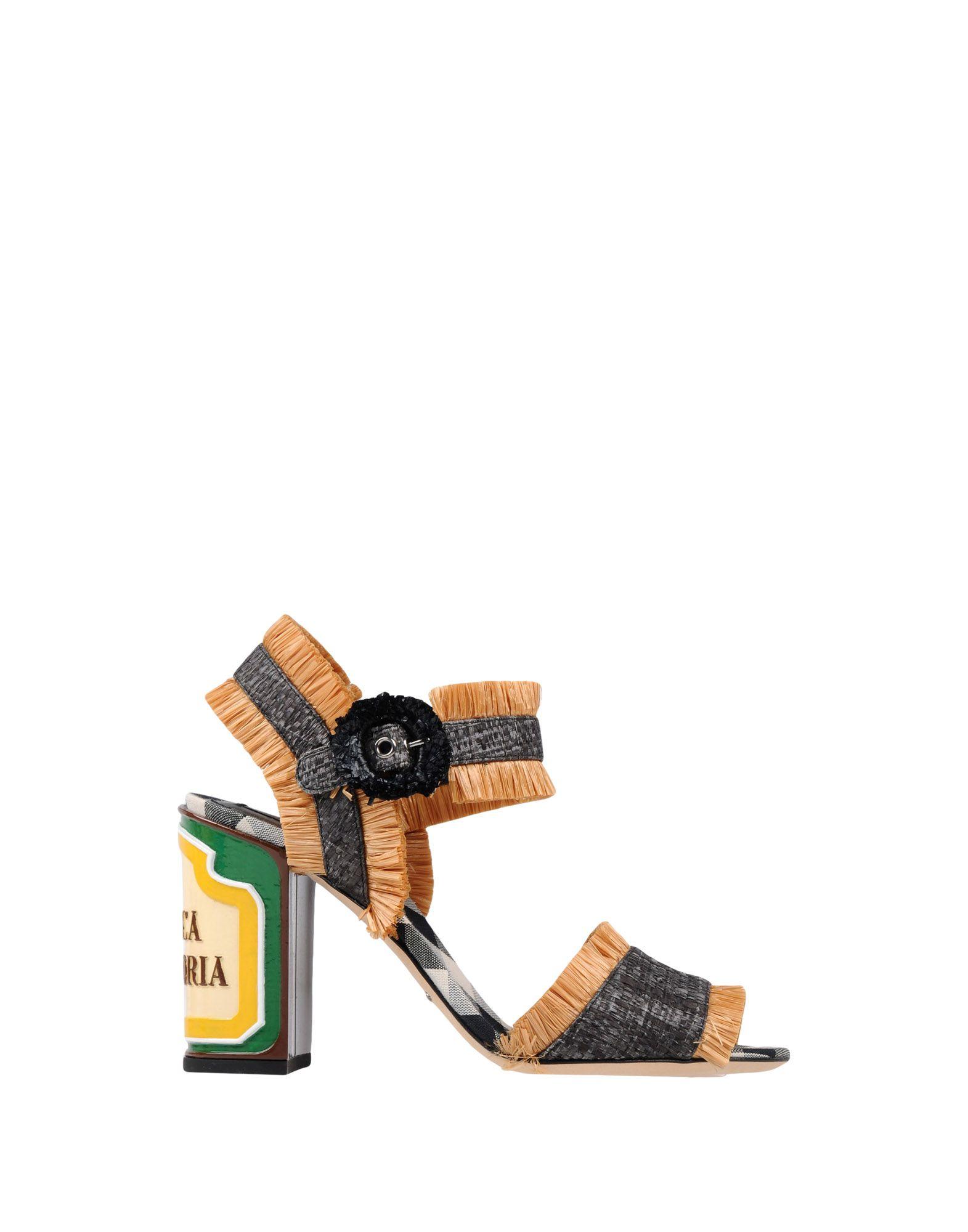 Dolce & Gabbana Sandalen Damen Gutes Preis-Leistungs-Verhältnis, Preis-Leistungs-Verhältnis, Preis-Leistungs-Verhältnis, es lohnt sich 2773 d56a04
