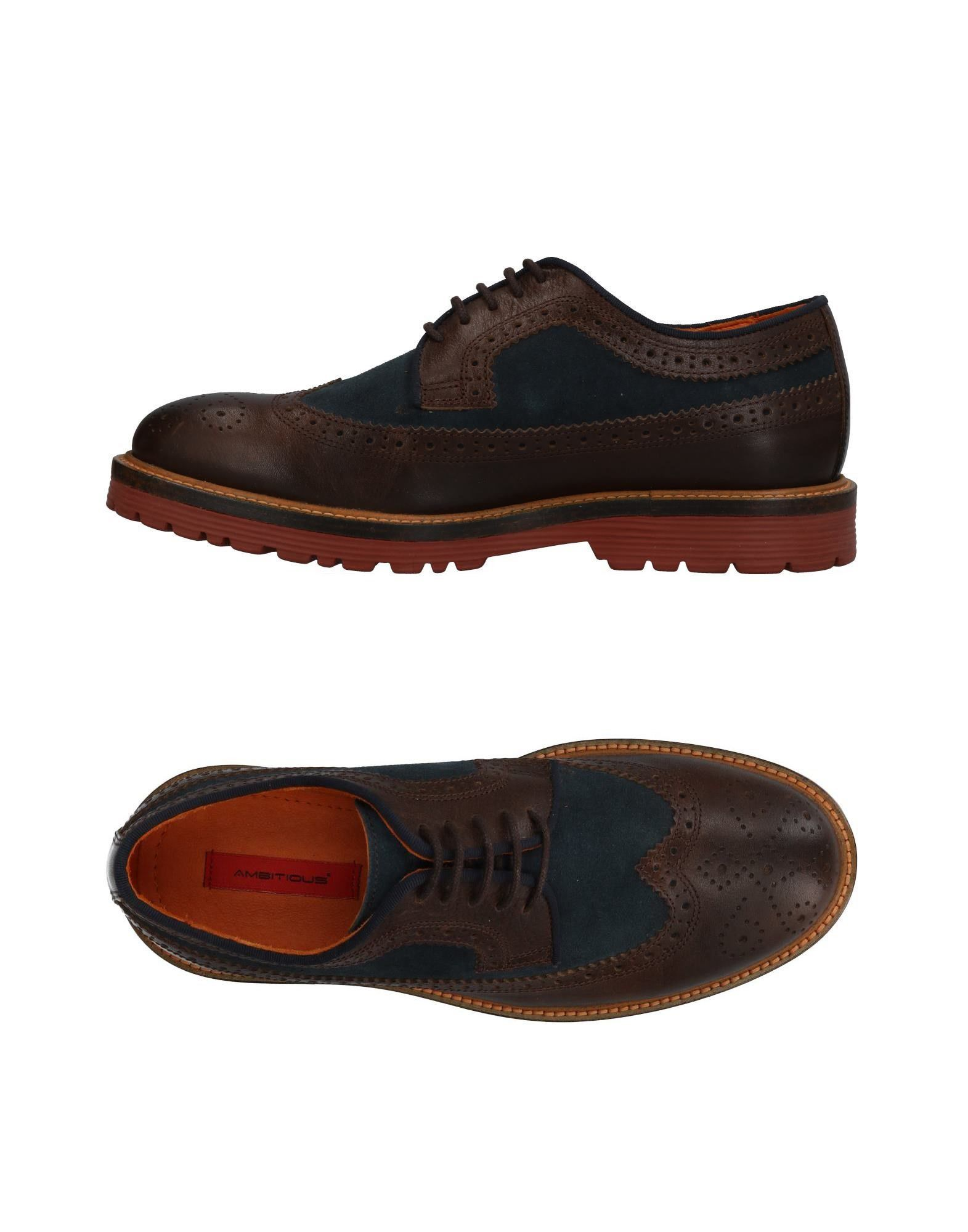 Rabatt echte  Schuhe Ambitious Schnürschuhe Herren  echte 11462525FV 7cba21