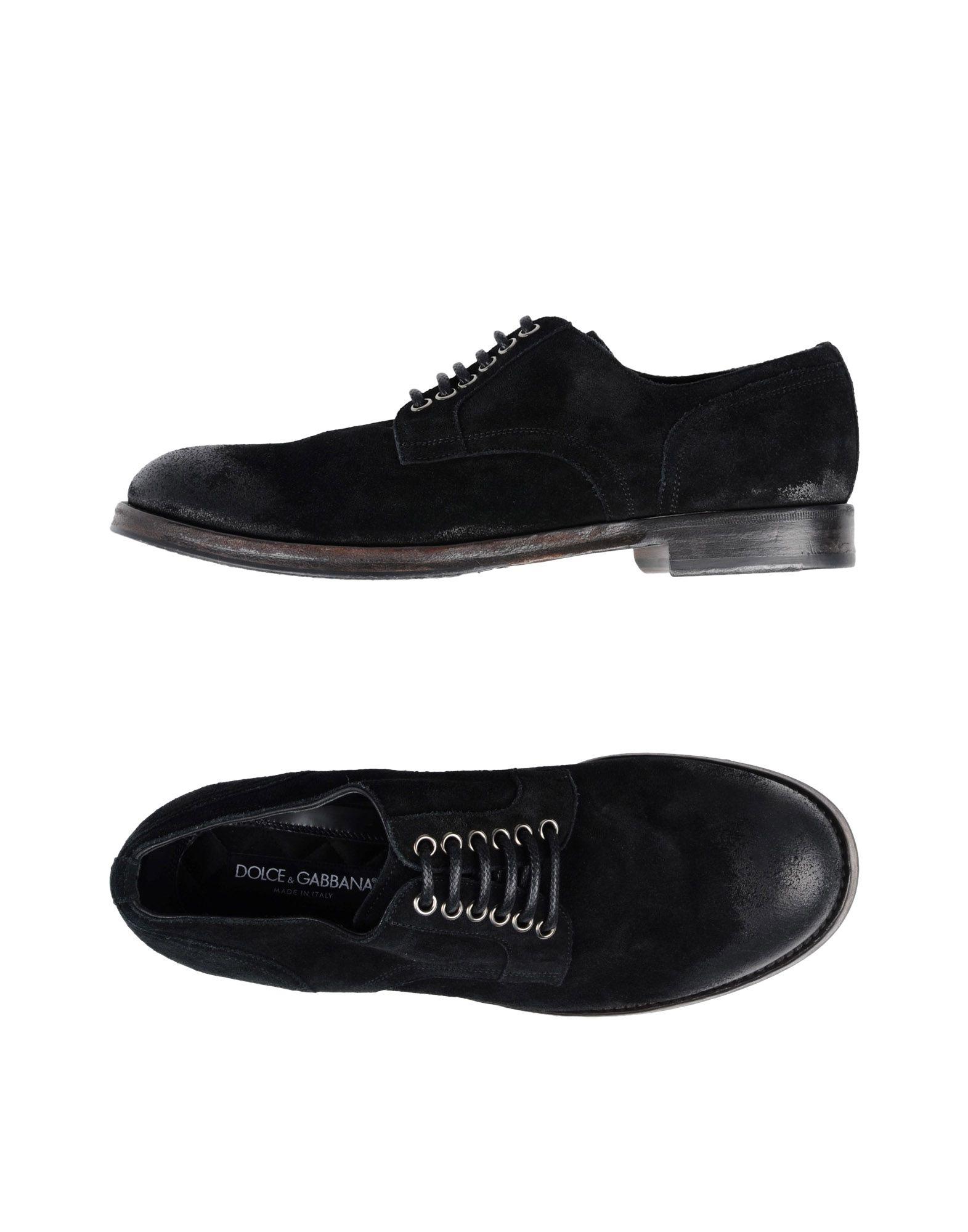 Dolce & Gabbana Schnürschuhe Herren  11462550KP Gute Qualität beliebte Schuhe
