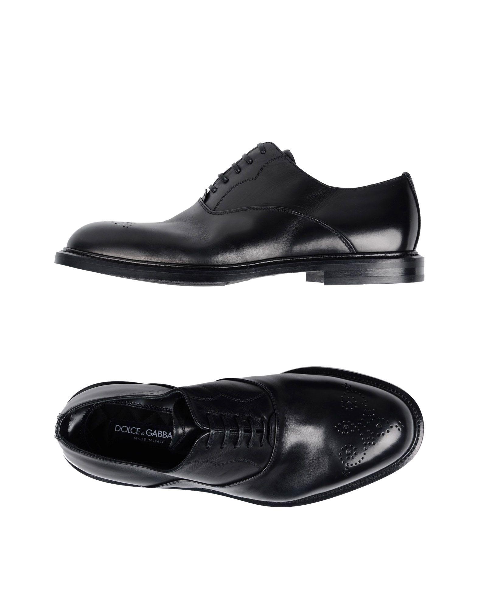Dolce & Gabbana Schnürschuhe Herren  11462553IQ Gute Qualität beliebte Schuhe