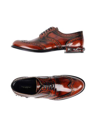 Zapato De Cordones Dolce & Gabbana Mujer - Dolce Zapatos De Cordones Dolce - & Gabbana - 11462577NX Cacao a5502e