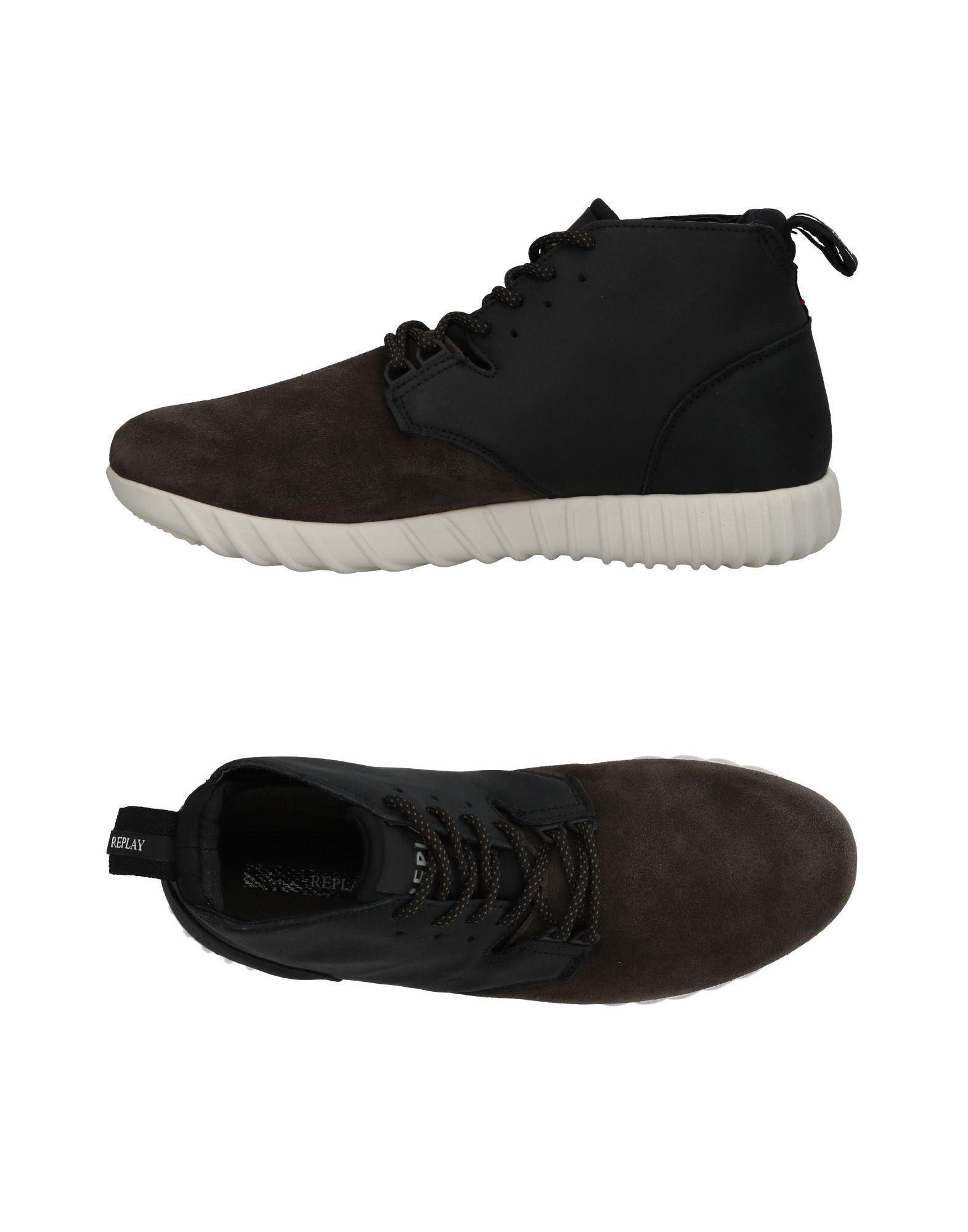 Rabatt echte Sneakers Schuhe Replay Sneakers echte Herren  11462722TP d0ce40